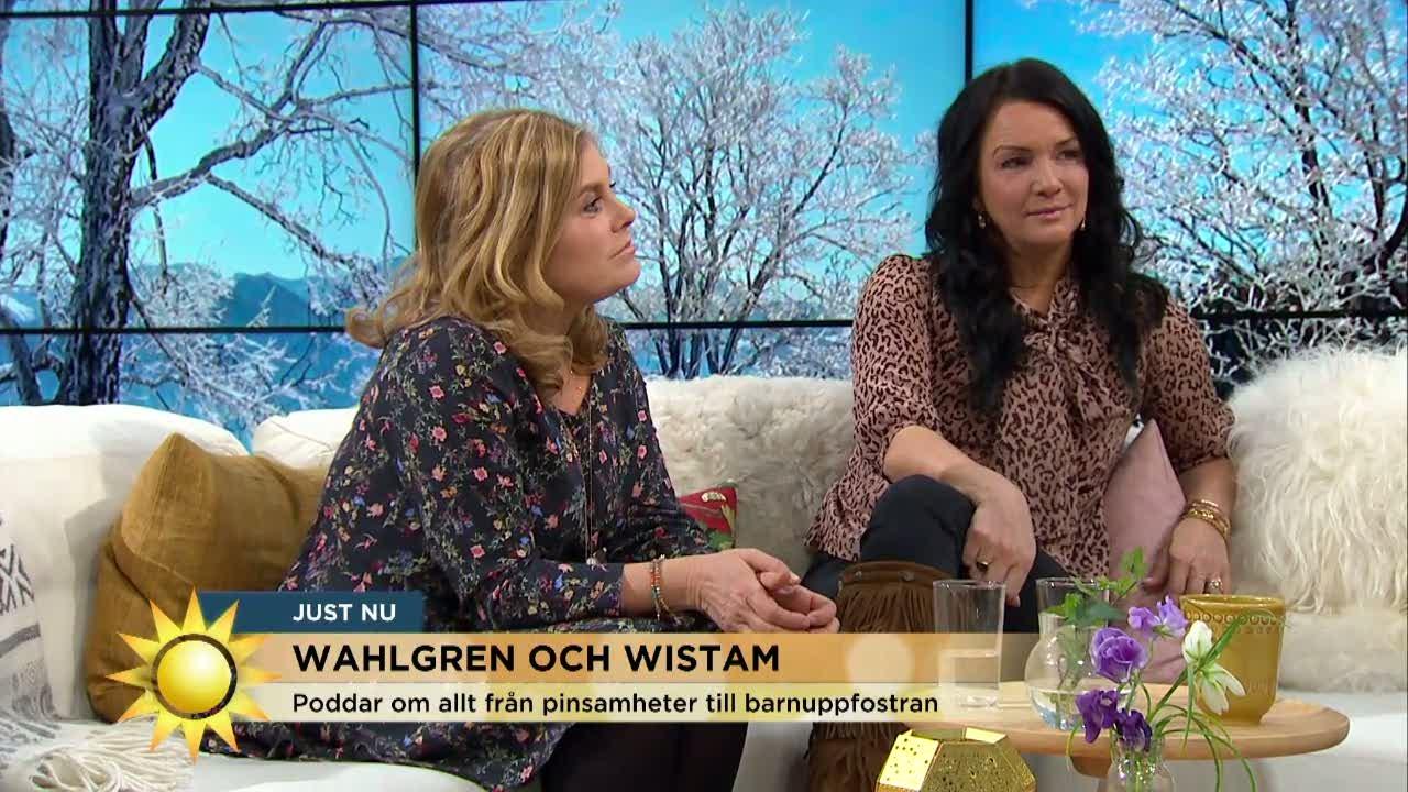 Pernilla Wahlgren Och Sofia Wistam Skapar Skandalrubriker Med Ny