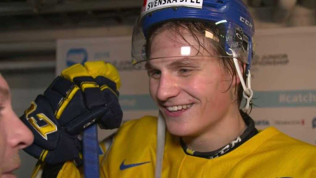 Anton Karlsson efter semi-förlusten: Massa jävla