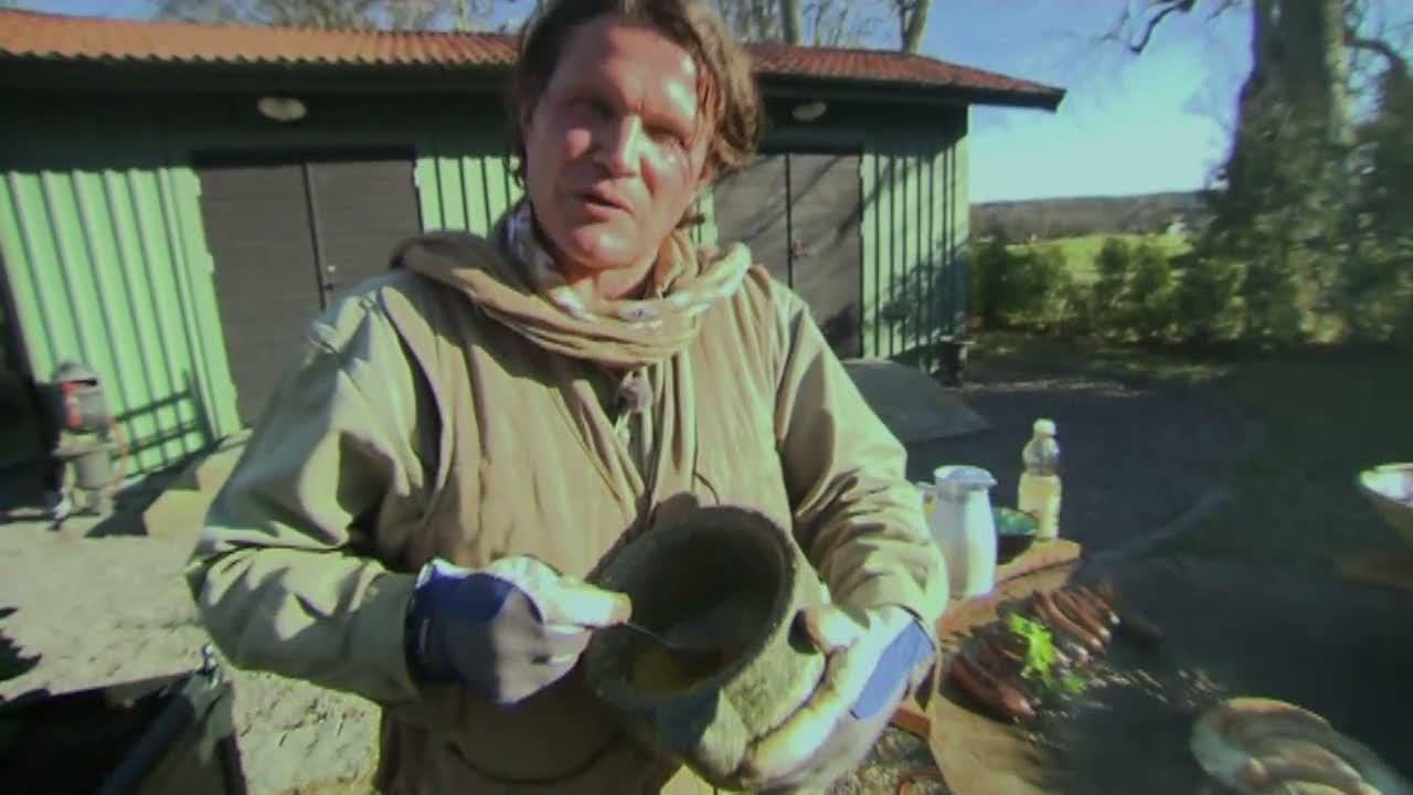 Gör Per Morbergs hemmagjorda senap