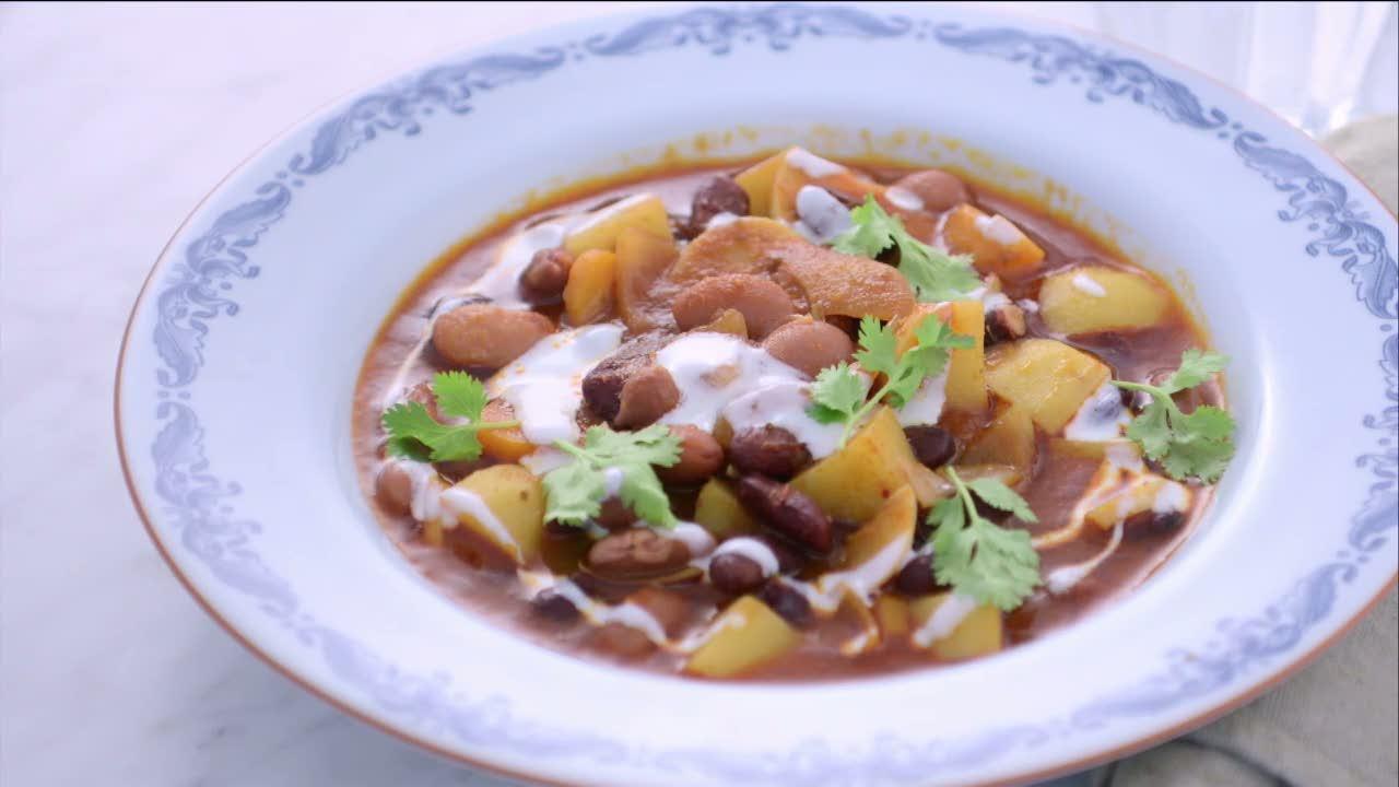 Kökets middag: Vegetarisk chili