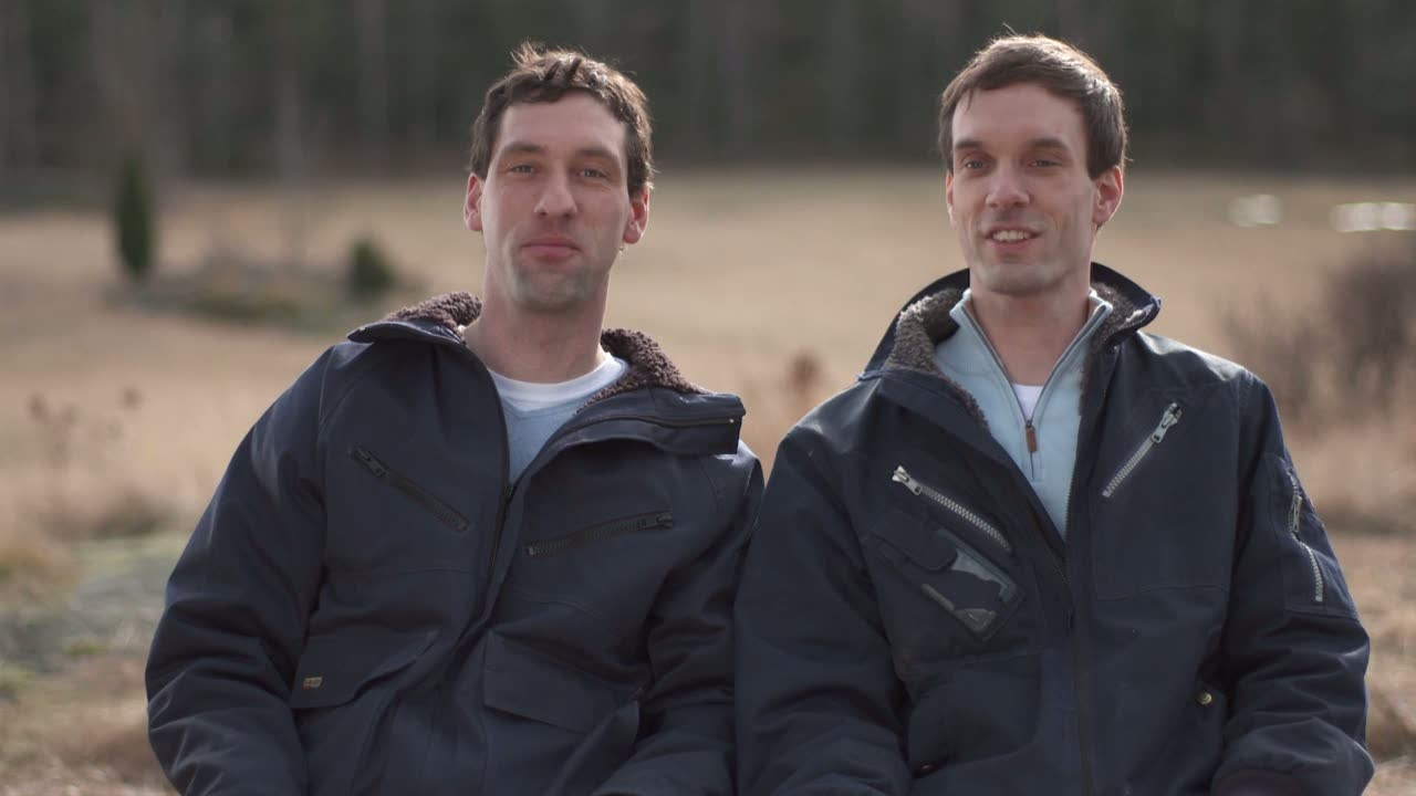 Dejting tvillingar