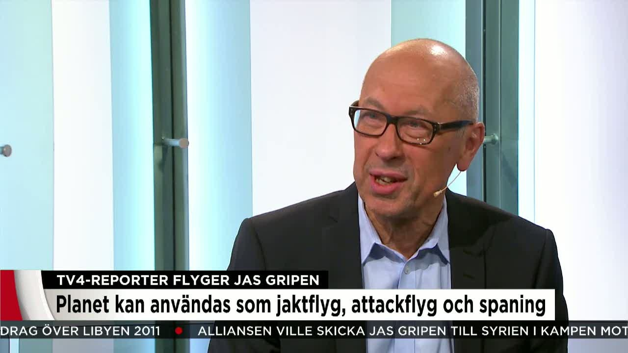 Brittisk journalist gripen