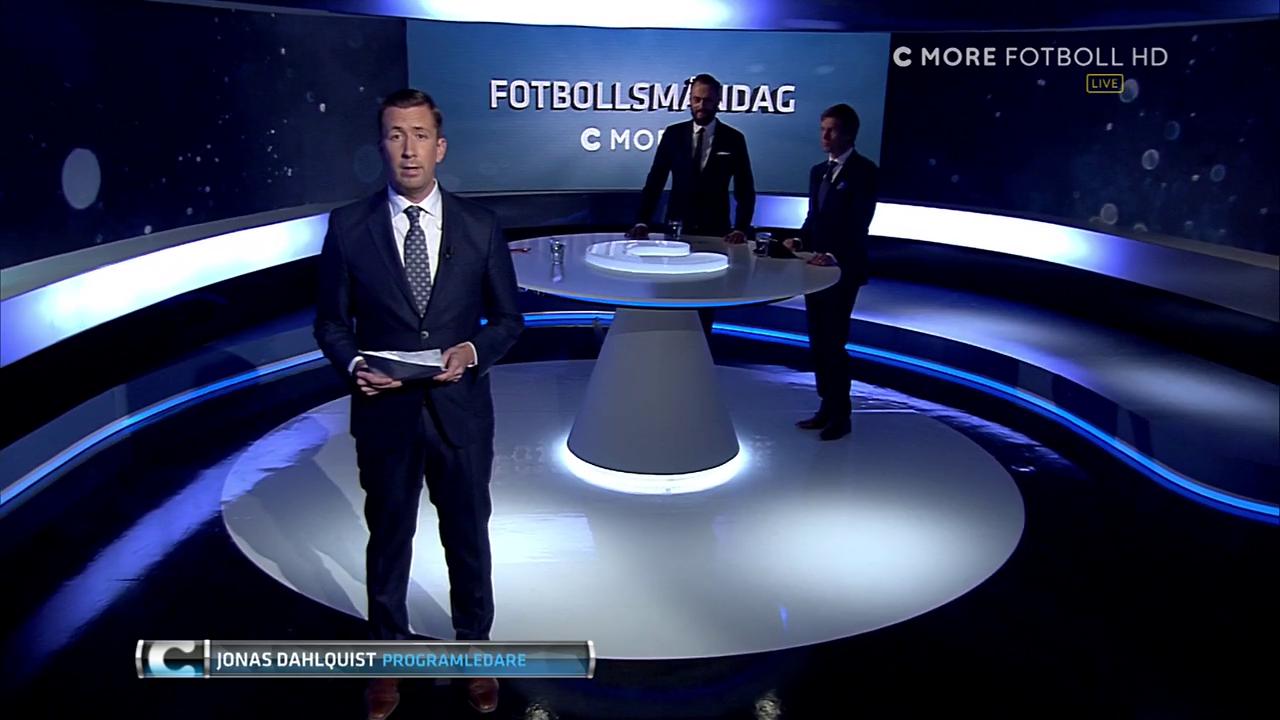 TV  Se premiären av Fotbollsmåndag - magasinet med allsvenskans hetaste 2950b314fac22