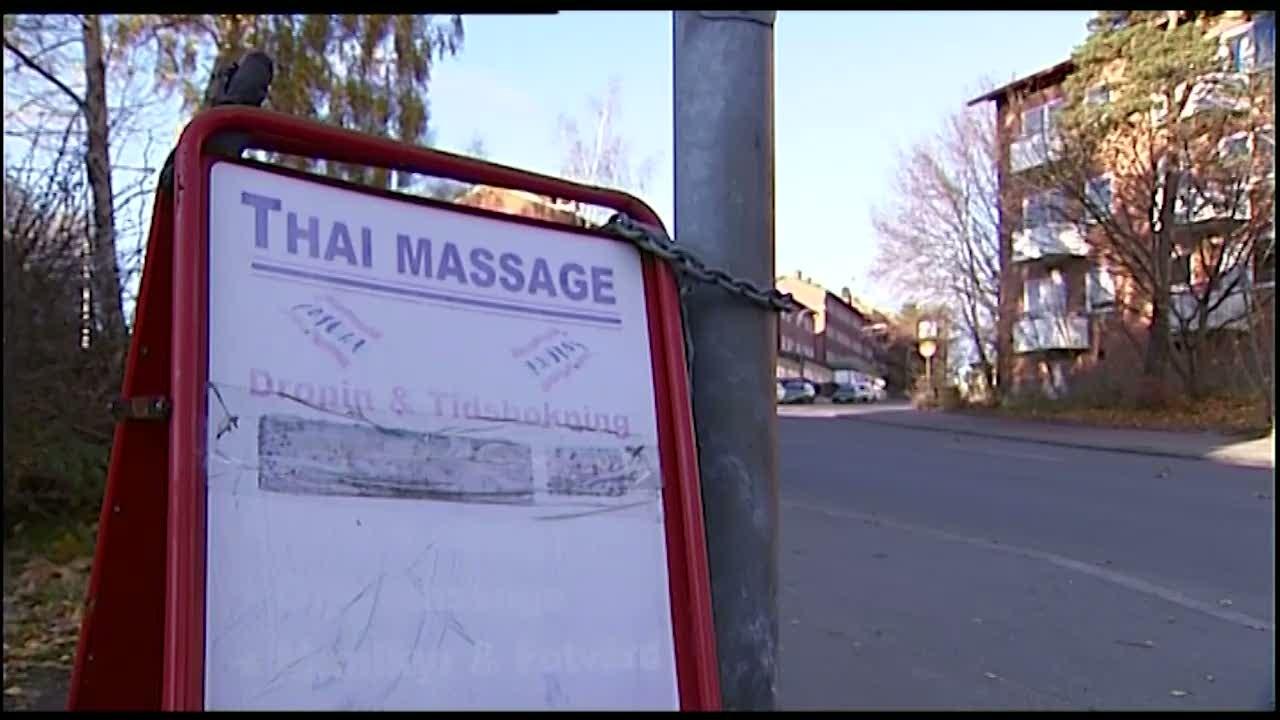 i kväll massage träldom nära Stockholm