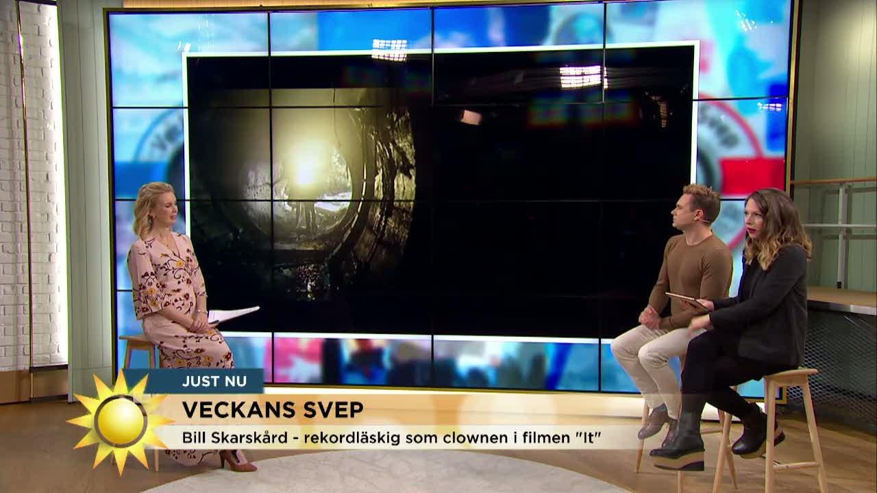 Bildspel: Bröderna Skarsgård vimlade på röda mattan