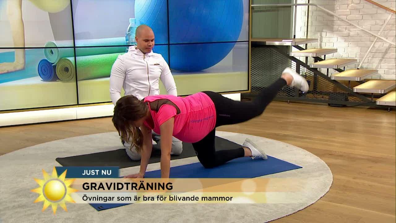 Gravid övningar
