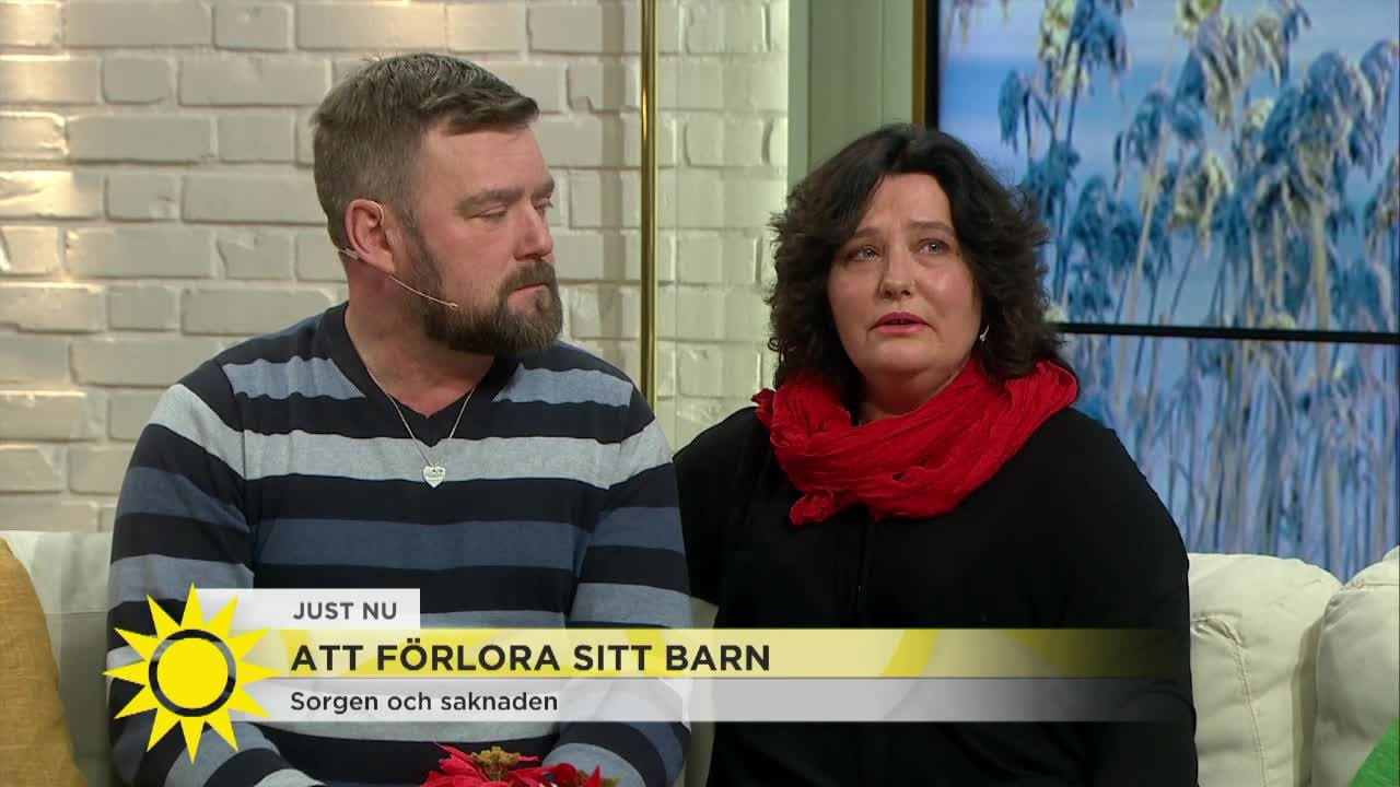 Deras Dotter Gick Bort I Cancer Vi Levde Hela Tiden På Hoppet