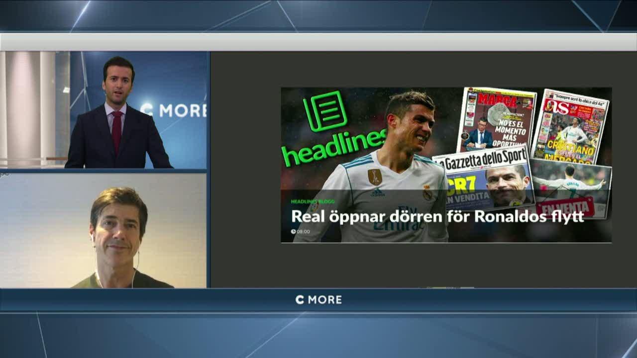 Cristiano Ronaldo kön video