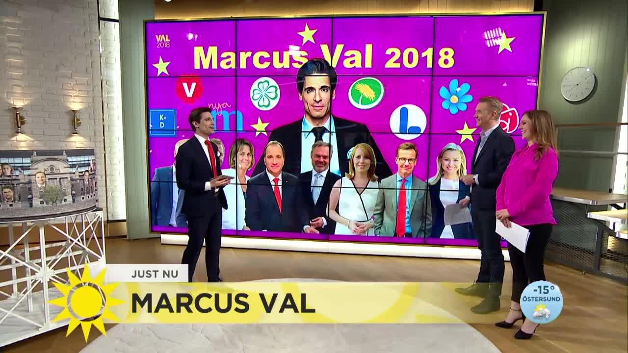 Markus Tips Till Partiledarna Så Vinner Ni Valet
