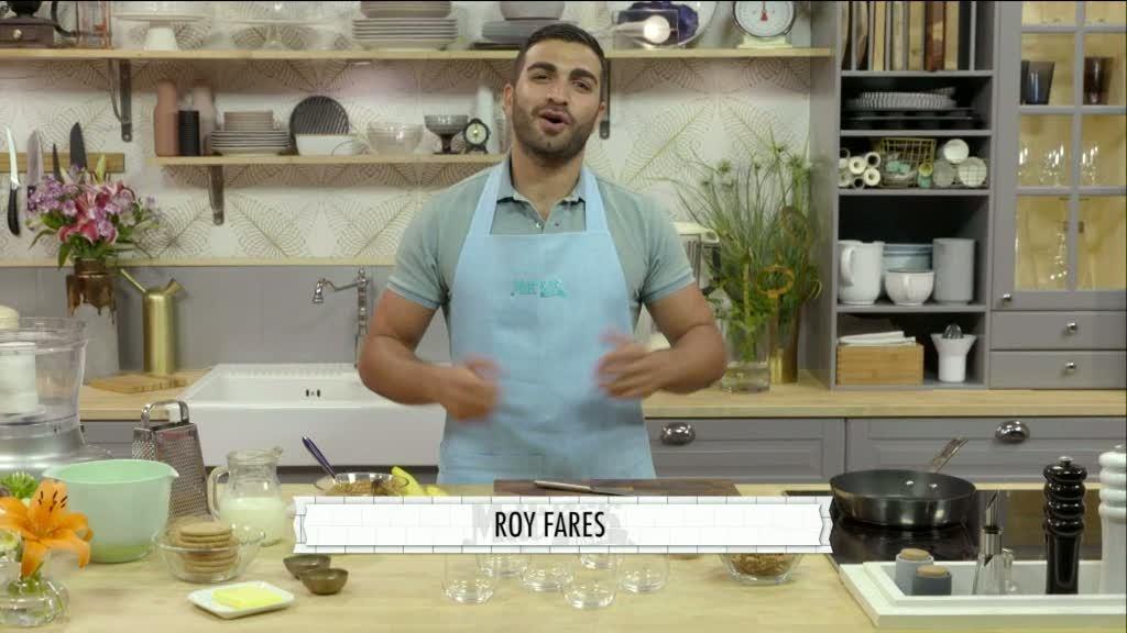 Mitt kök: Roy Fares bjuder på banana toffee sundee
