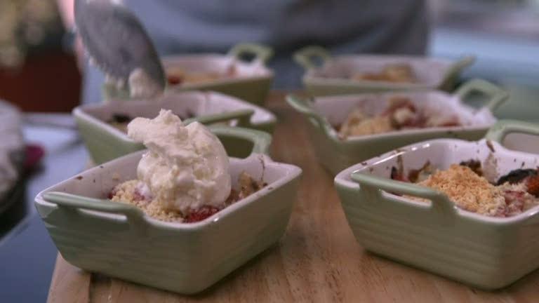 Mitt kök: Gör en snabb och enkel dessert på grillen
