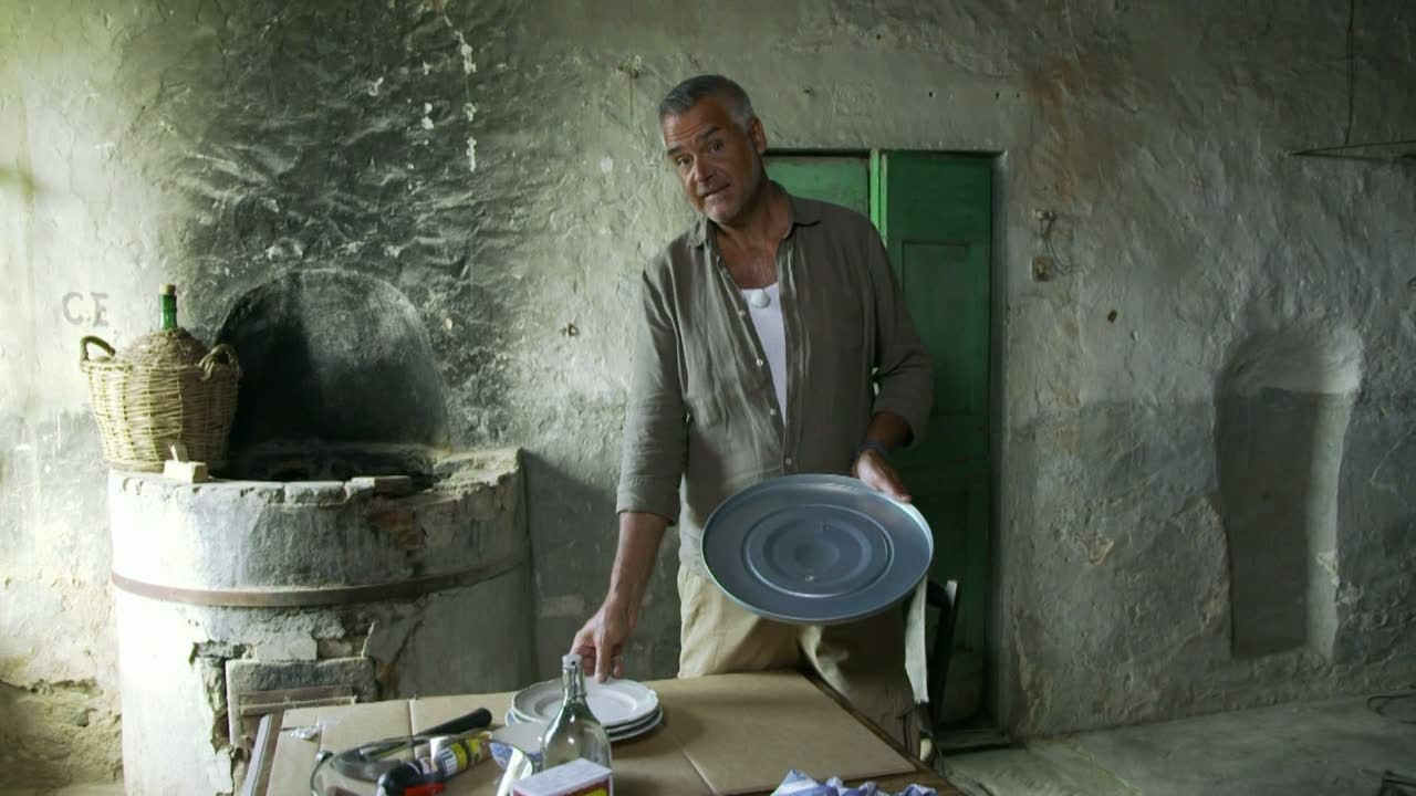 Ernst Kirchsteiger lagar Pappa al pomodoro och egen tagliatelle