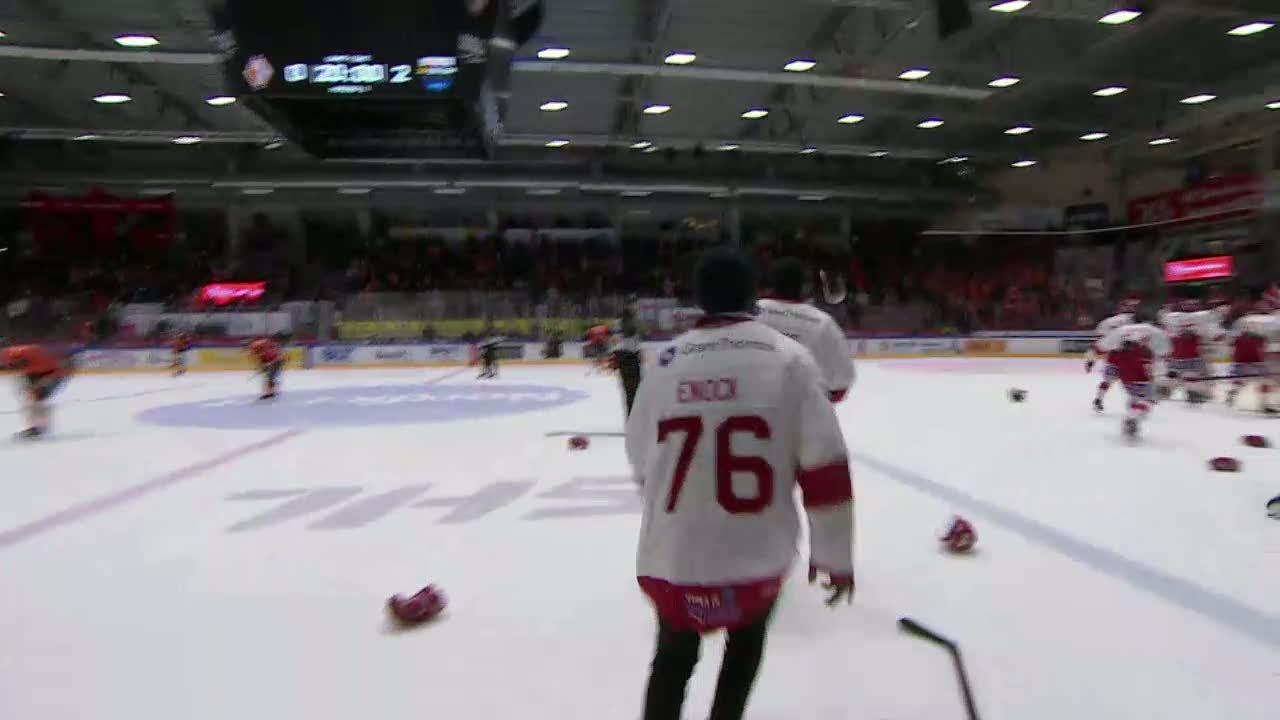 Höjdpunkter  Timrå tillbaka i SHL efter seger mot Karlskrona - Sport -  tv4.se e6dcc9a004c9a