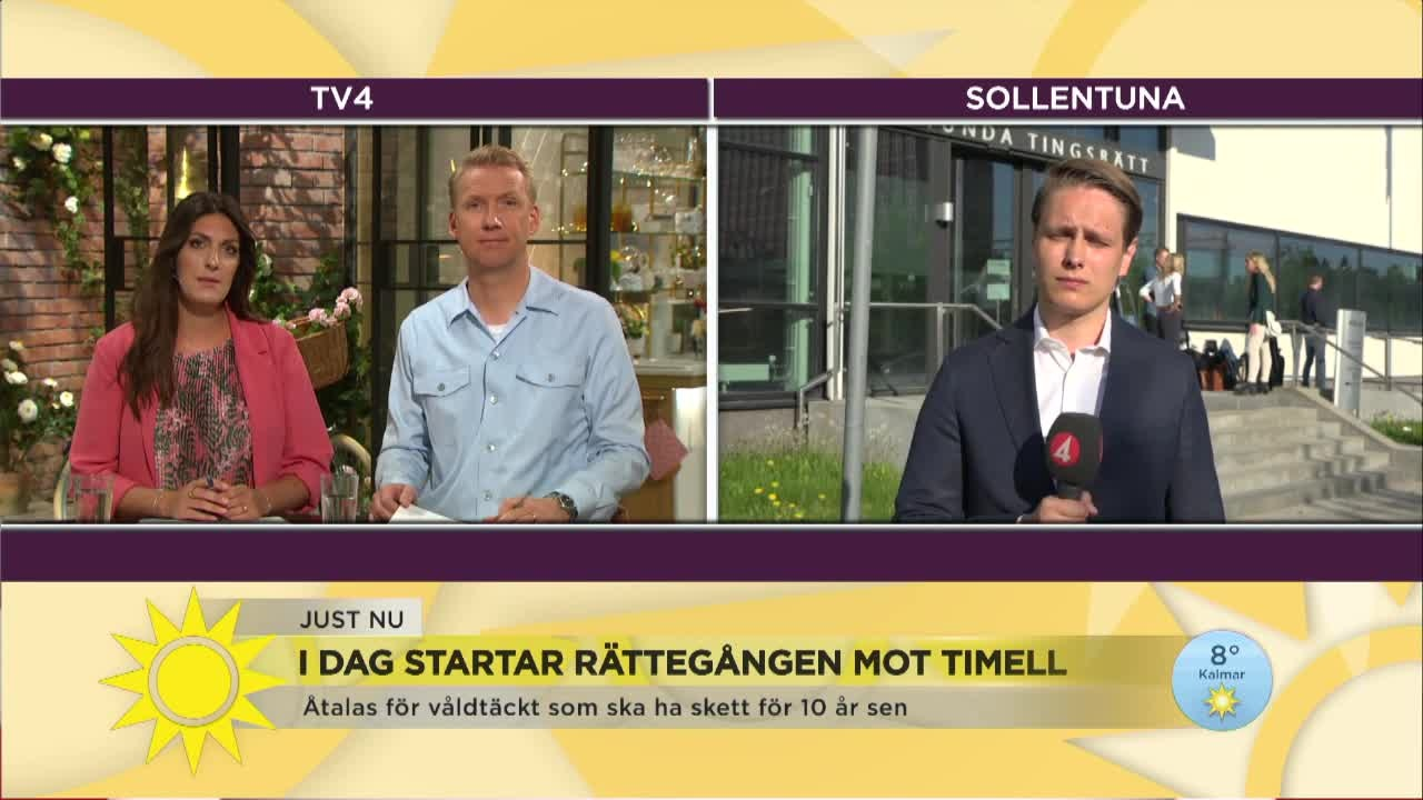 Rattegangen sands i tv 4