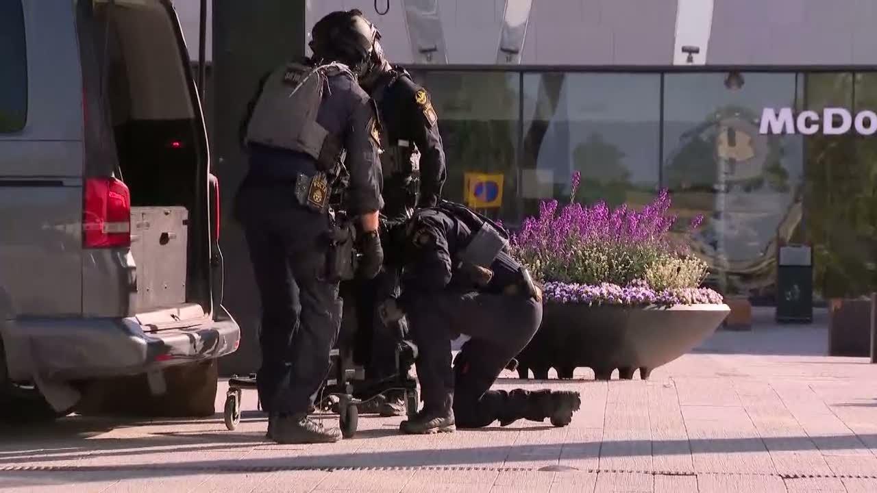 Fransk polis utokar overvakning