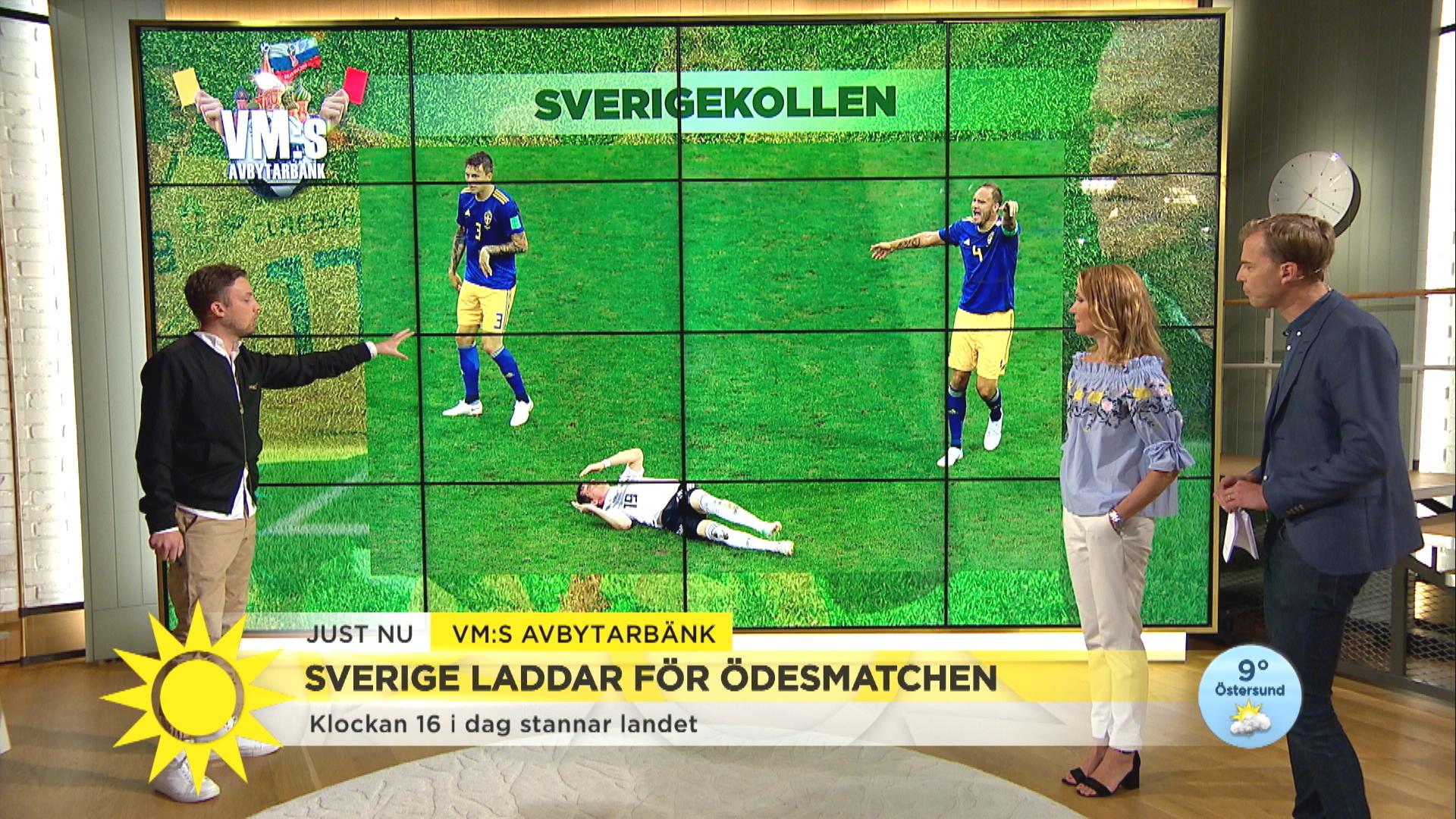 Sverige nara odesmatch