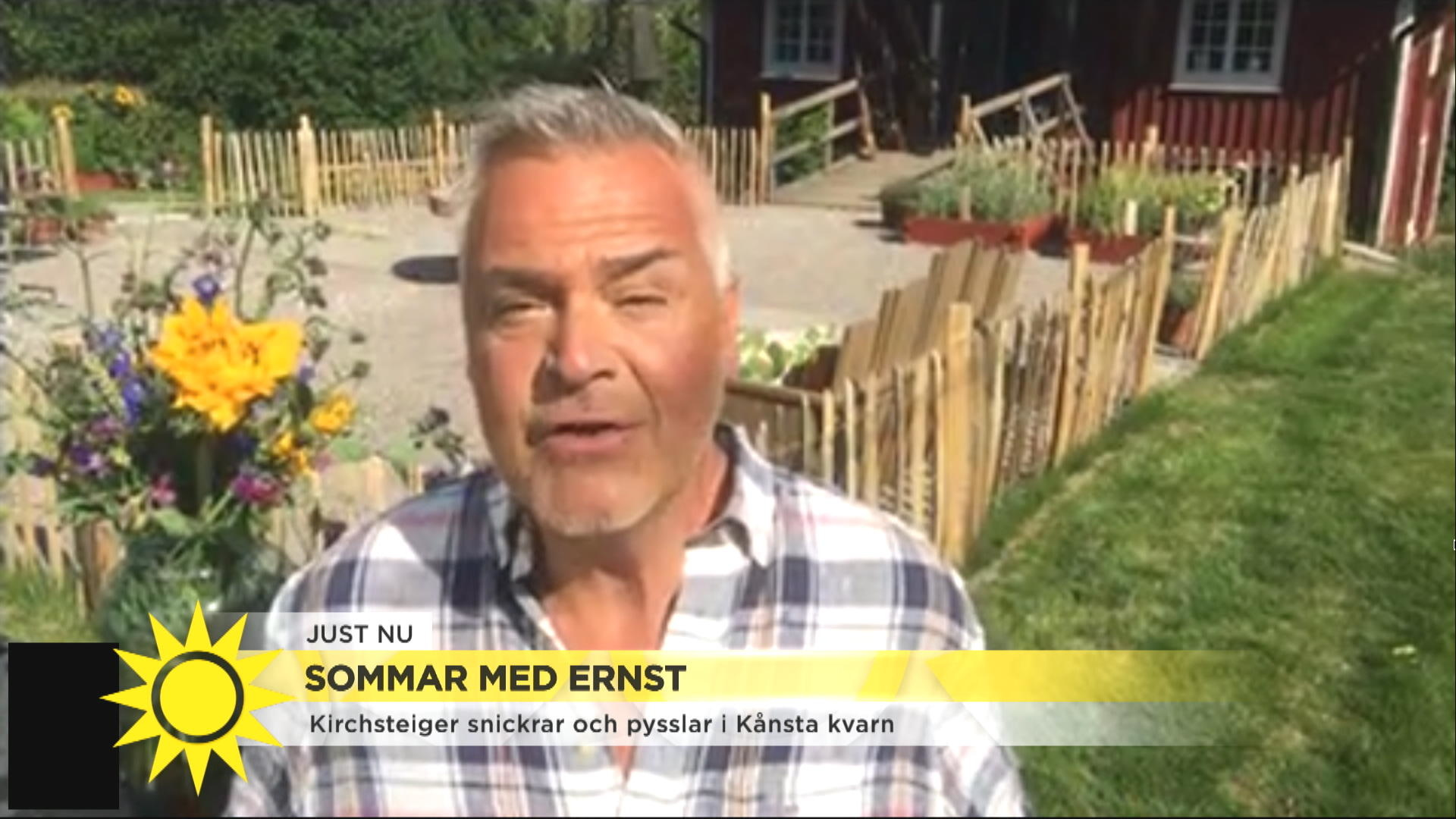 """Ernst Kirchsteiger: """"Jag kommer få underbart stiliga vader"""""""