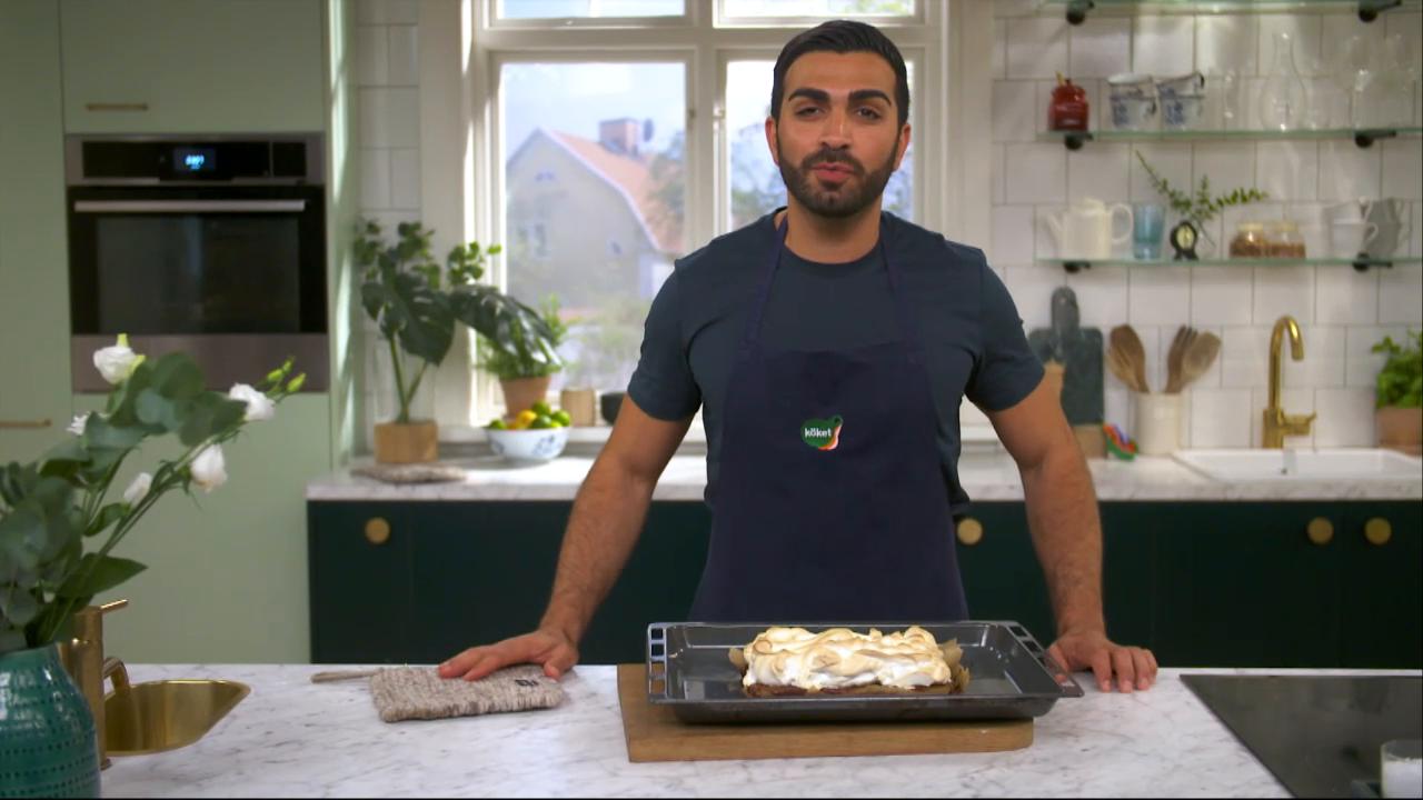 Kökets baktips: Marängbrownie