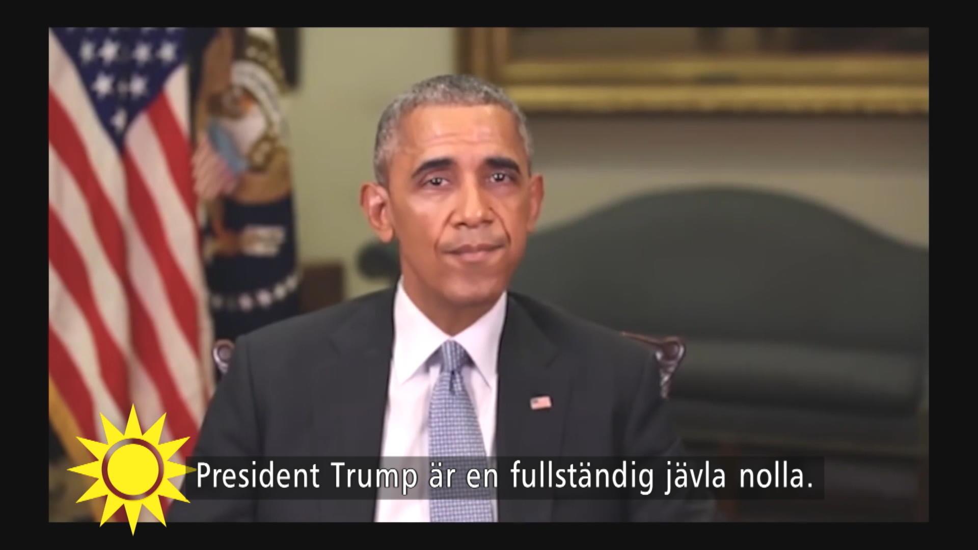 Hemma hos obama