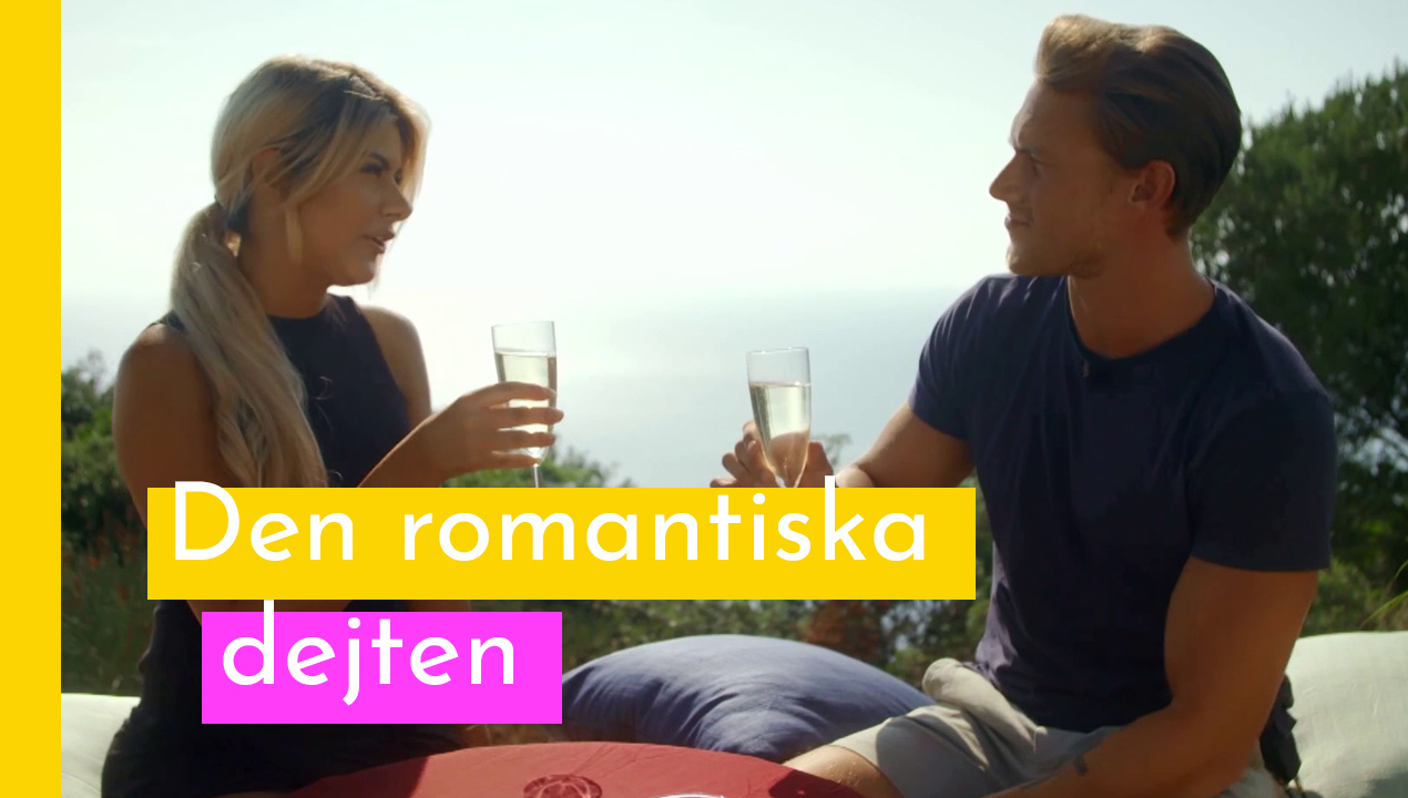 Dejtar en romantisk relation