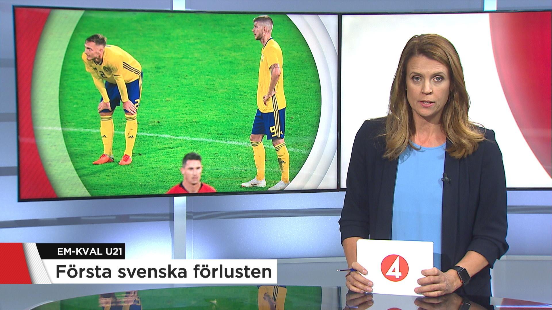 Fjarde svenska forlusten i vm