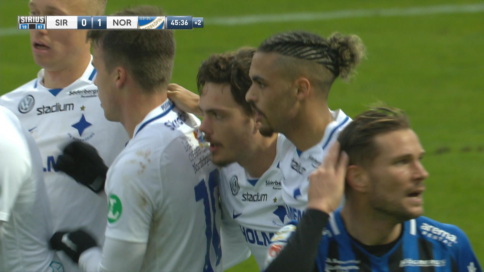 Blomqvist placeras i ifk norrkoping