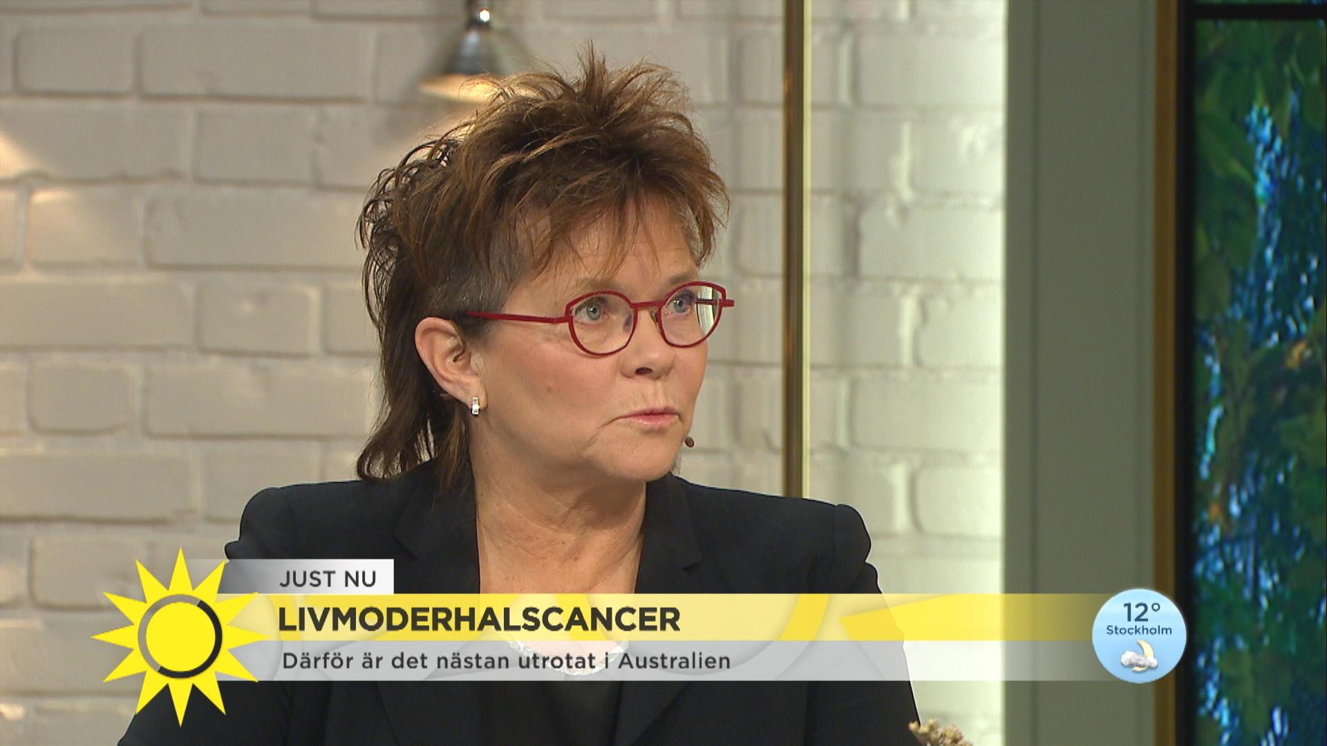 Australien Nära Att Utrota Livmoderhalscancer Sverige Ligger I