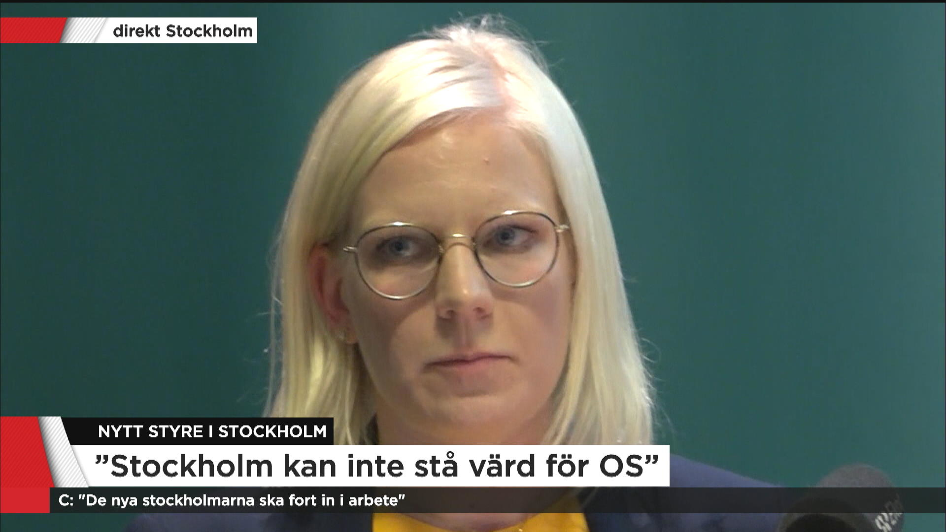 Battre vard med ett os i stockholm