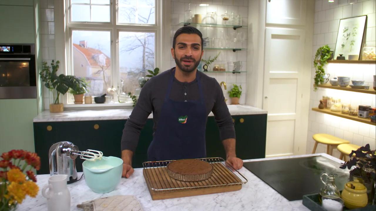 Kökets baktips: Chokladpekanpaj