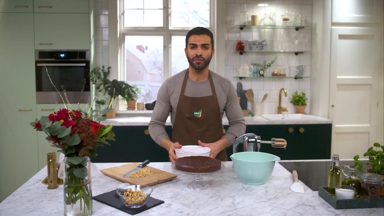 Kökets baktips: Chokladtårta - Roy Fares recept