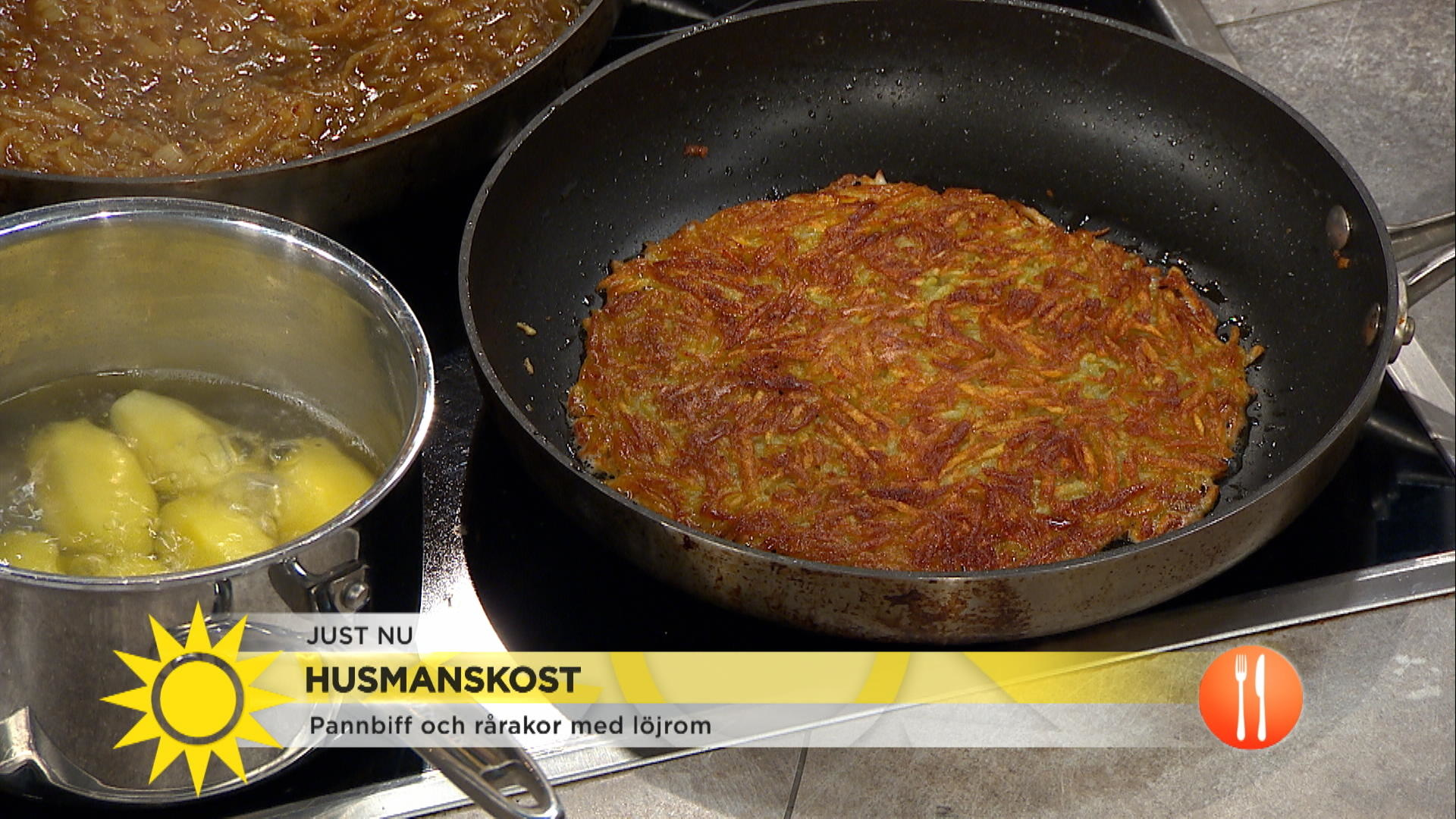 Tommy Myllymäkis lagar husmanskost – här är hans ägg-tips