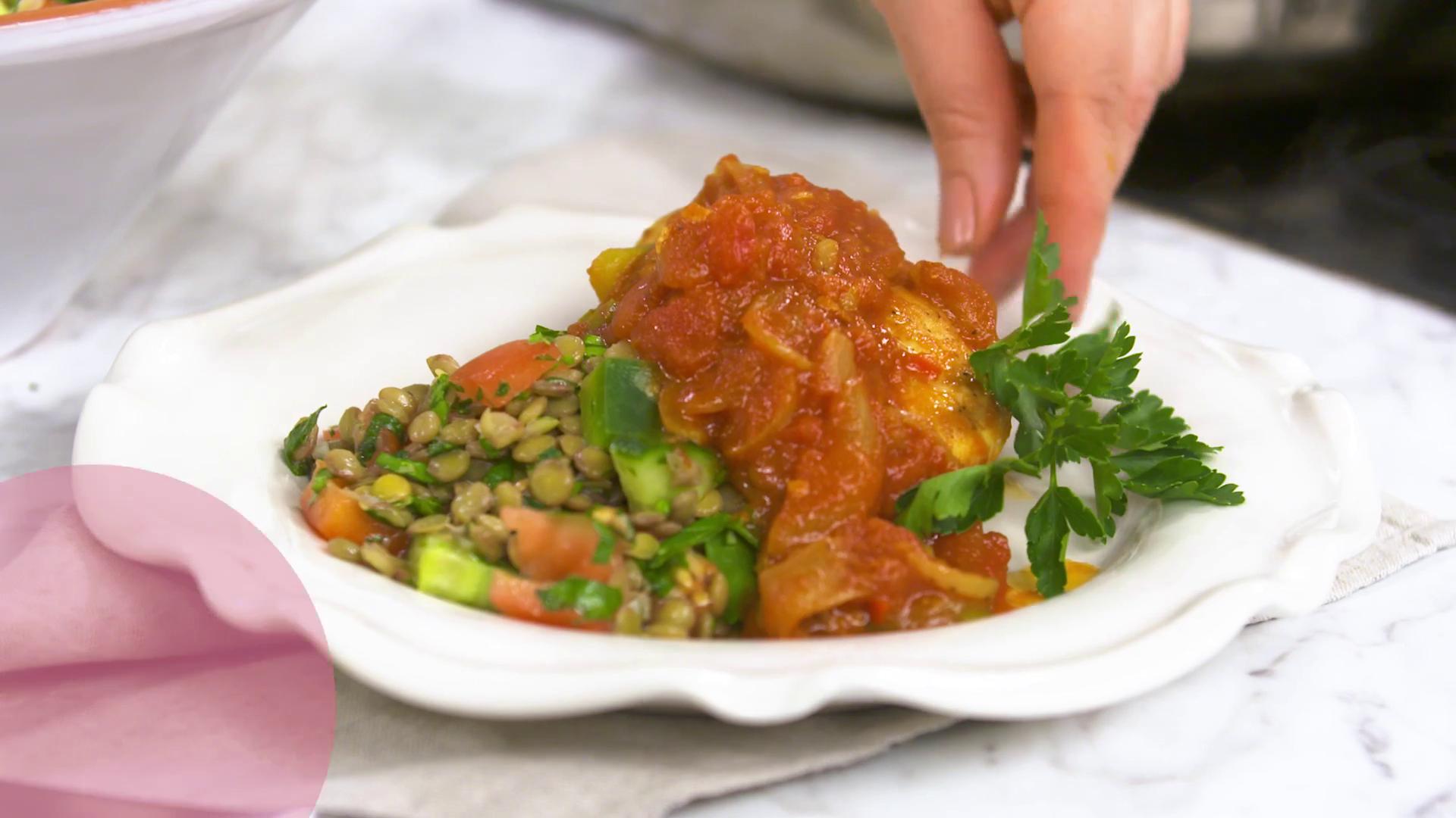 Ät smart med Zeina del 2 - Kyckling