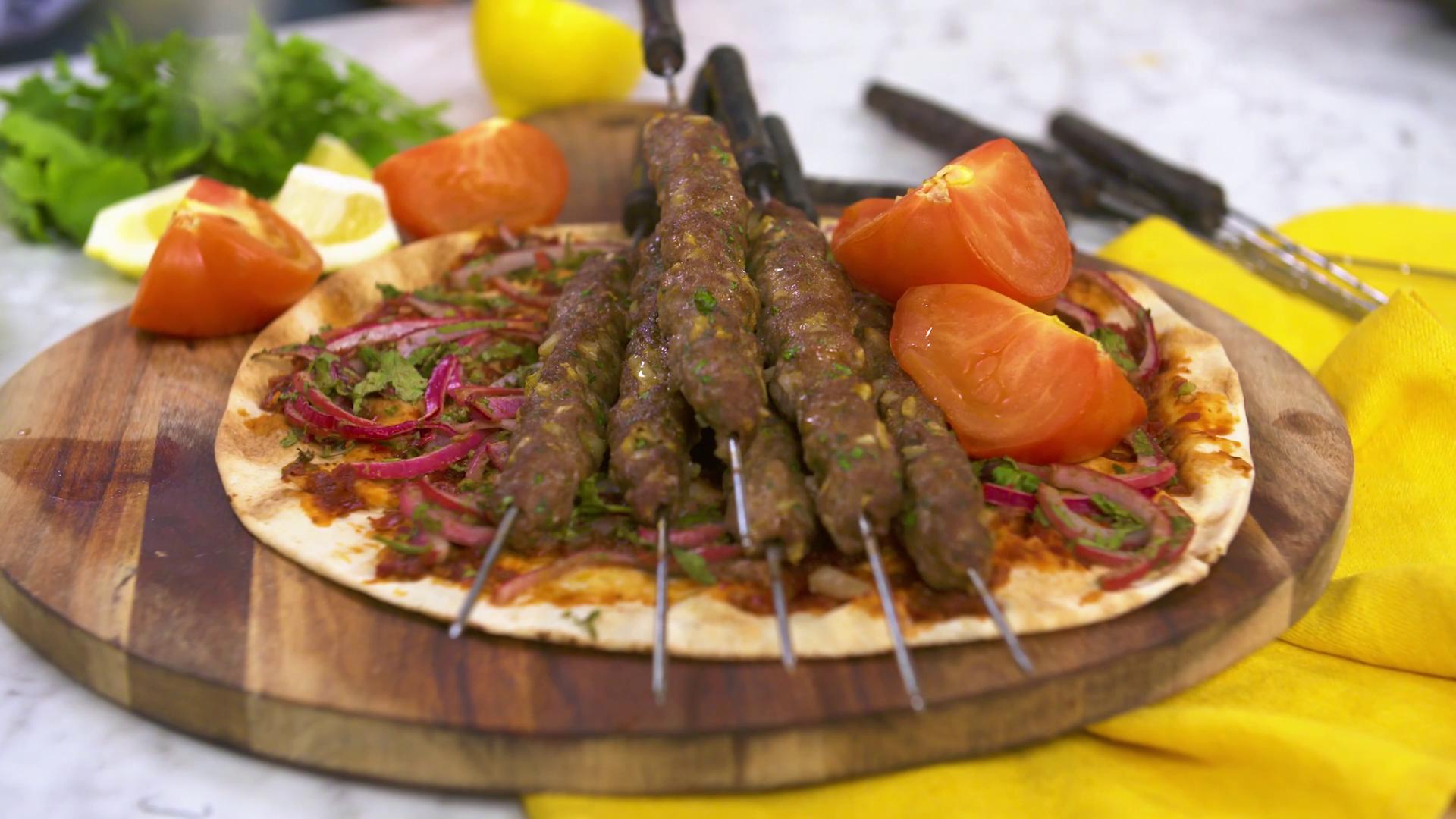 Ät smart med Zeina del 4 - Kebab