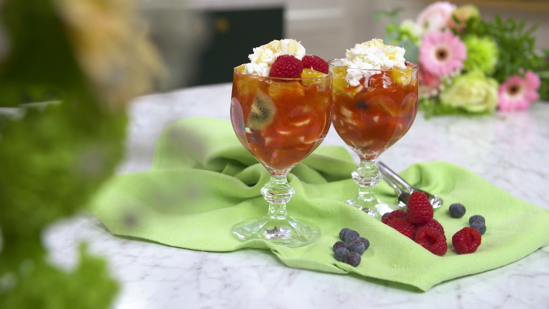 Ät smart med Zeina del 5 - Frukt & bär