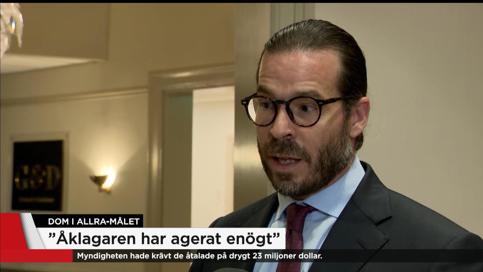 """Försvaret: """"Ernstberger har förlorat sitt livsverk"""""""
