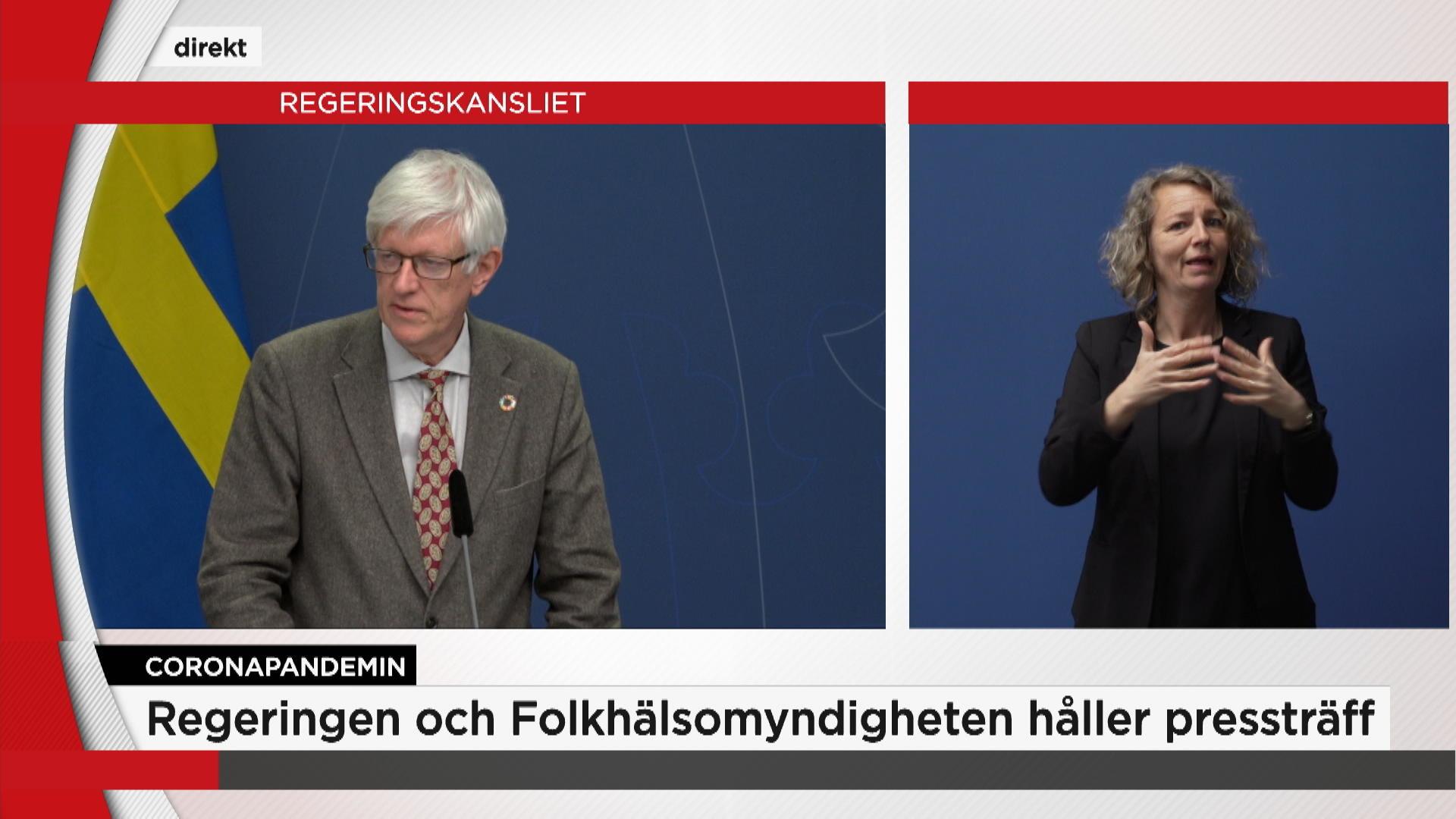 Nyheterna Pa Tv4 Play Folkhalsomyndigheten Om Arets Studentfirande