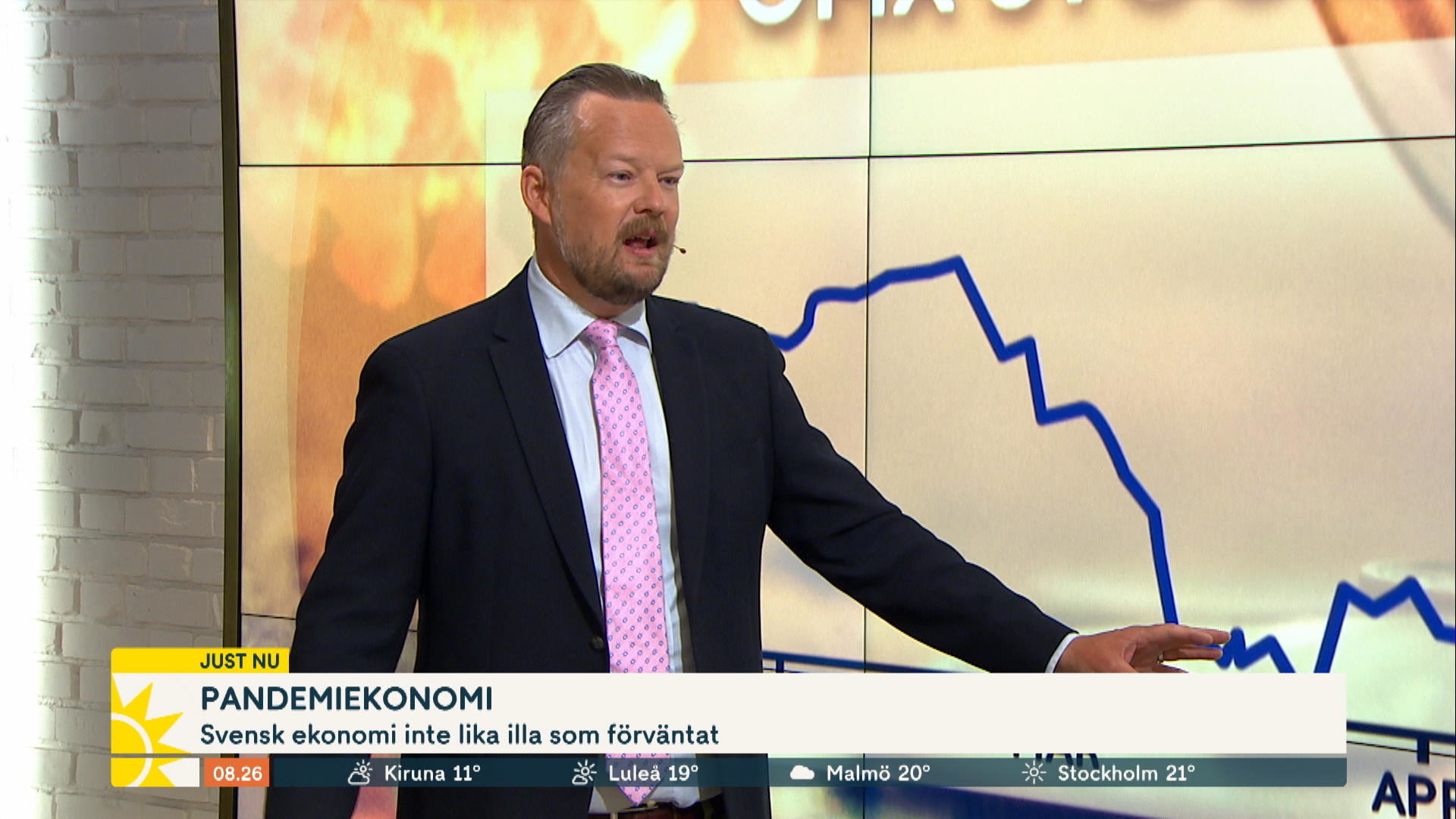 """Jens B om börsläget: """"Du kan lika gärna elda upp pengarna"""""""