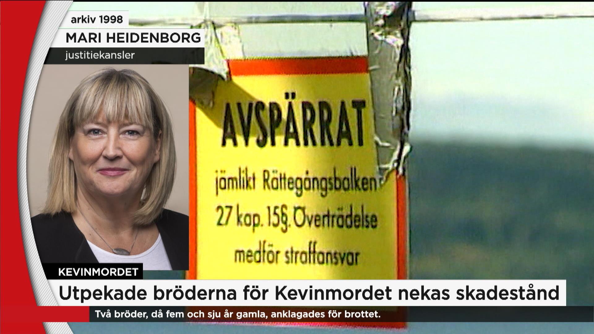 JK: Därför kan inte bröderna i Kevinfallet få skadestånd - tv4.se