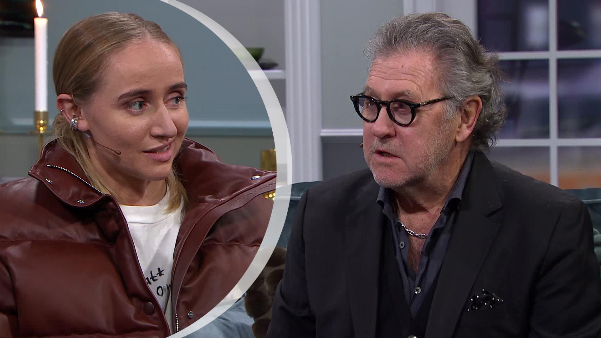 """Silvana Imam och Tommy Körberg hintar om ett samarbete: """"Schh! Säg inget!"""""""
