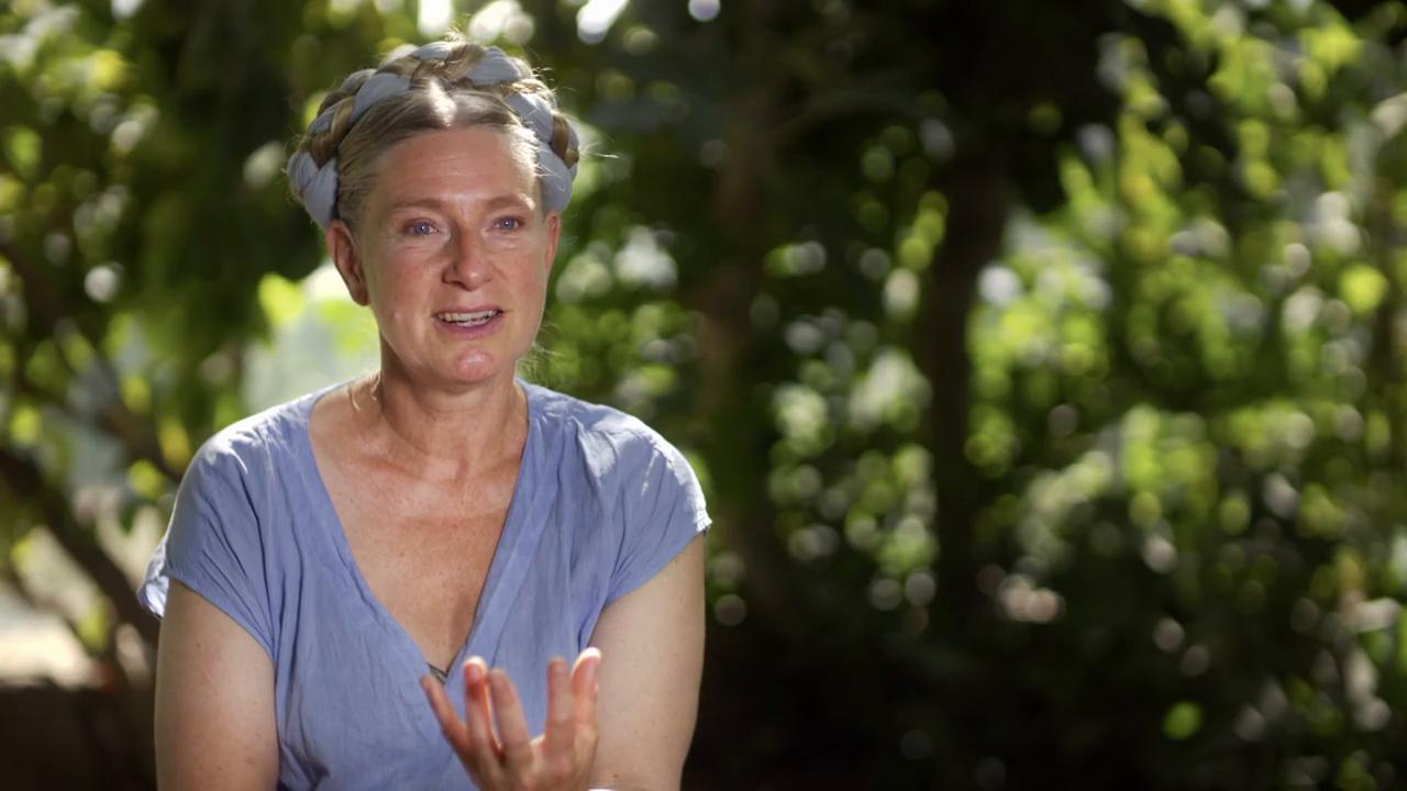 Hur hanterade Marie Mandelmann sin systers väldigt tidiga bortgång?