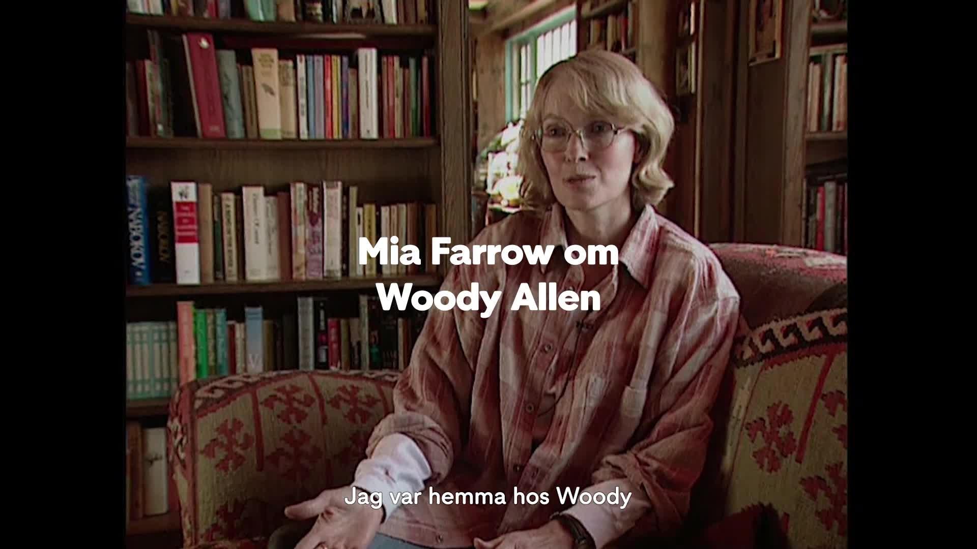 Så fick Mia Farrow reda på Woody Allen och Soon-Yis förhållande
