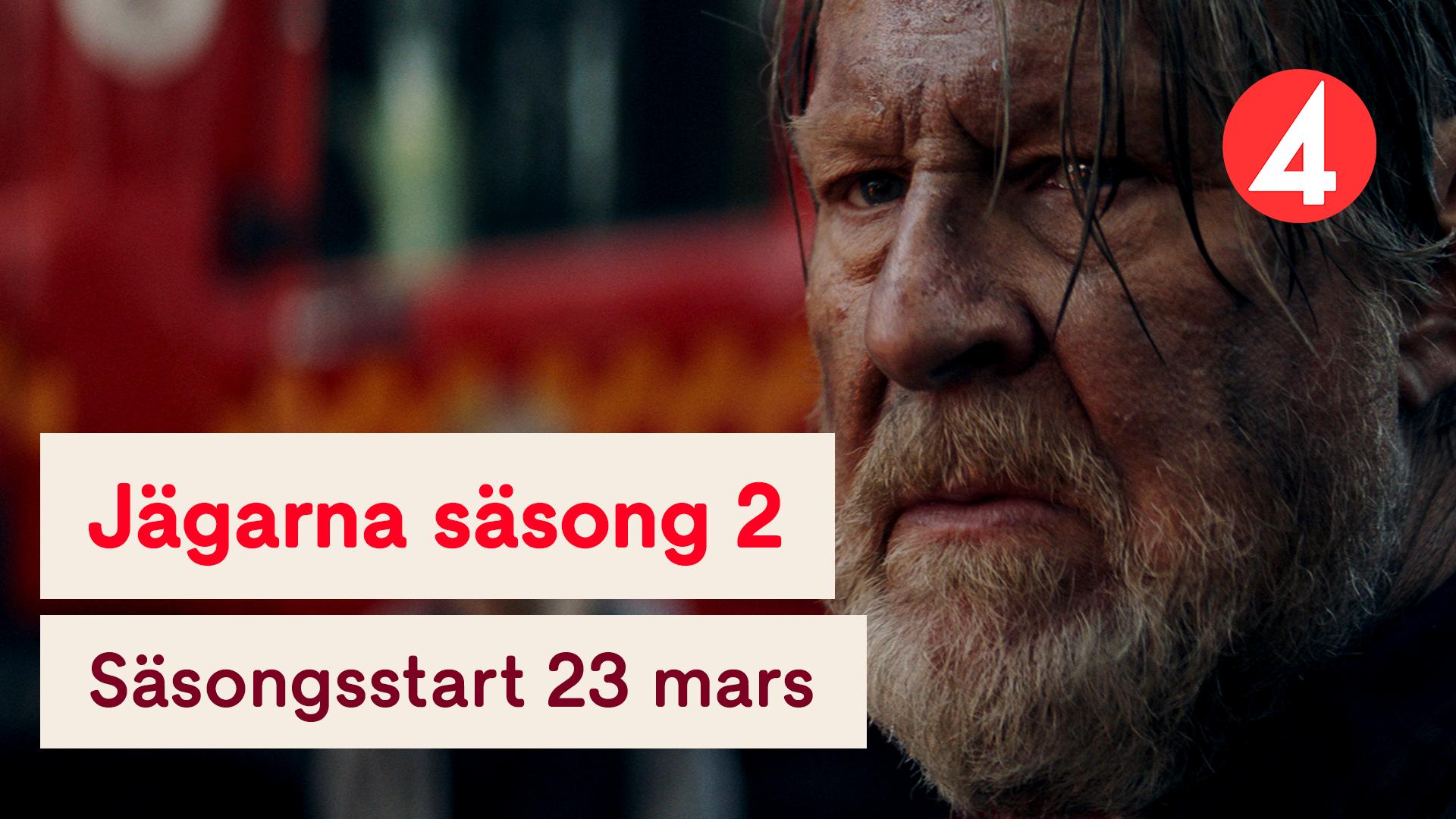 Jägarna | Trailer | Säsongsstart på TV4  23 mars