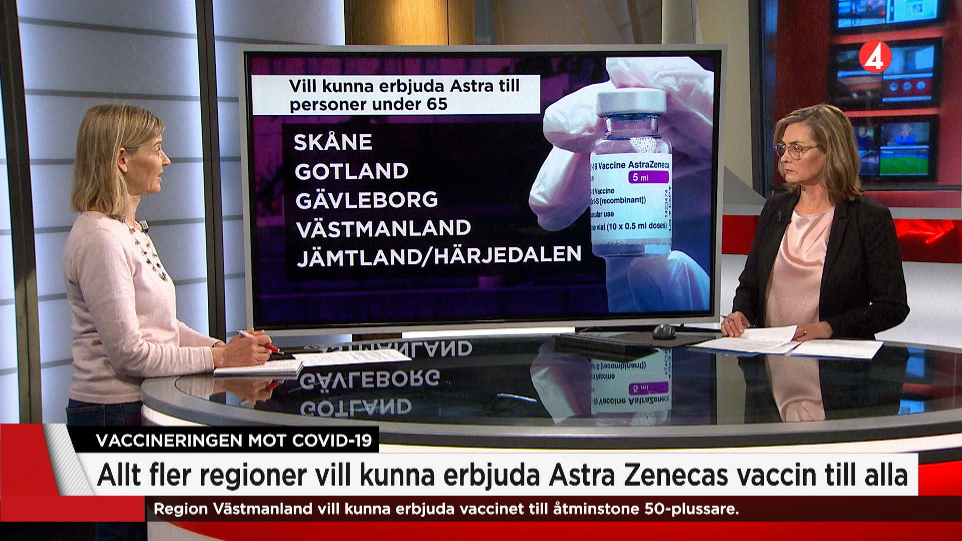 """""""Många yngre vill vaccineras – vet att det finns Astradoser över"""""""