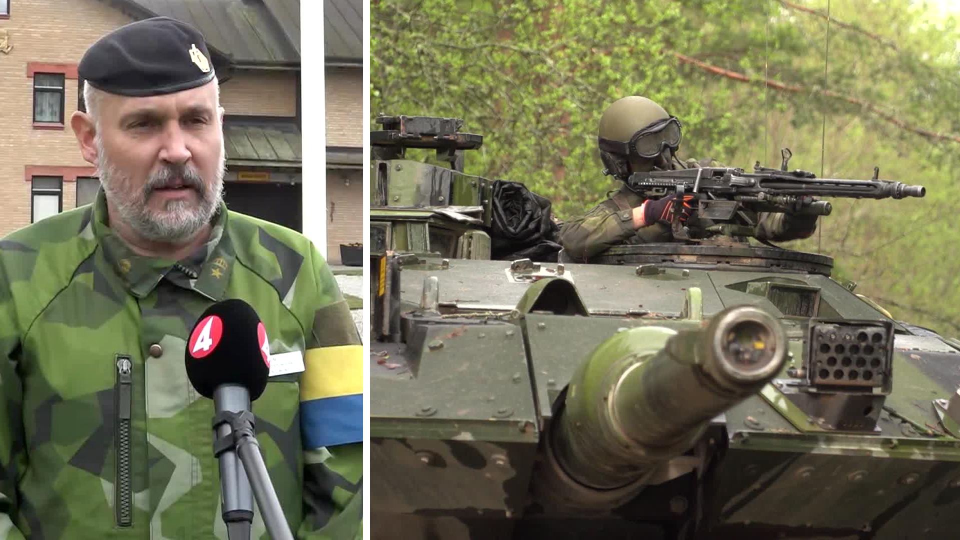"""Coronautbrott i militärövning - 200 skickas hem """"Finns bekräftade fall"""""""
