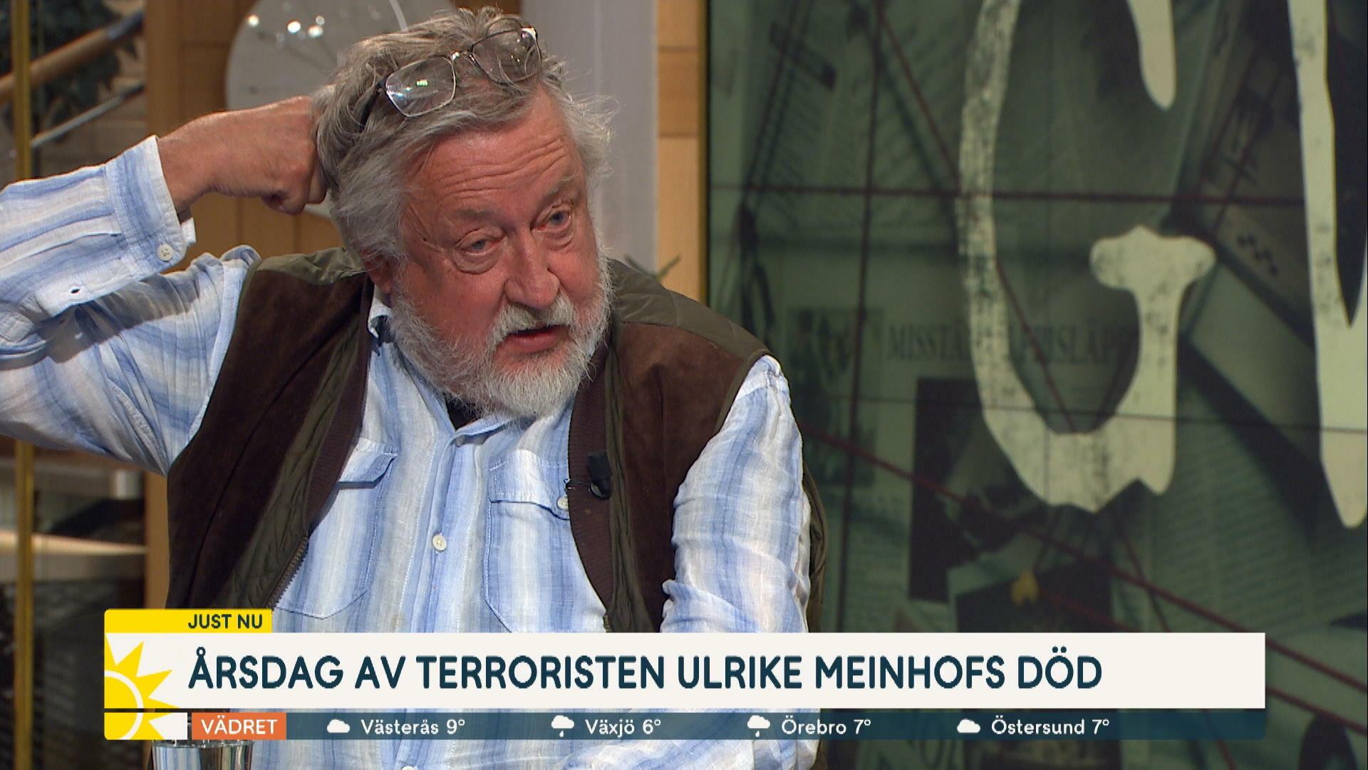 """45 år sedan Meinhof dog: """"Mystiska omständigheter kring fallet"""""""