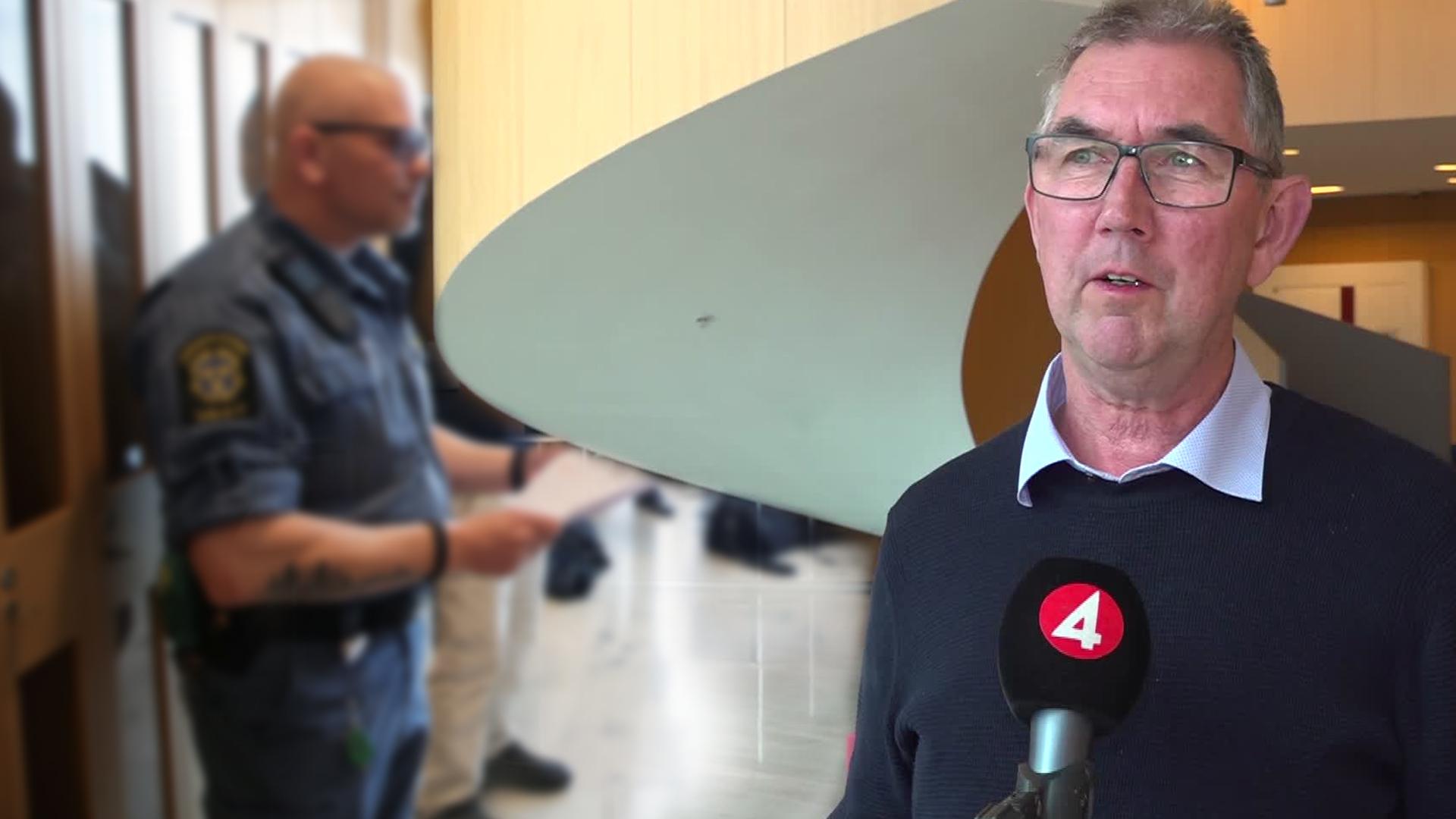 Rättegång inledd efter knivattackerna i Vetlanda