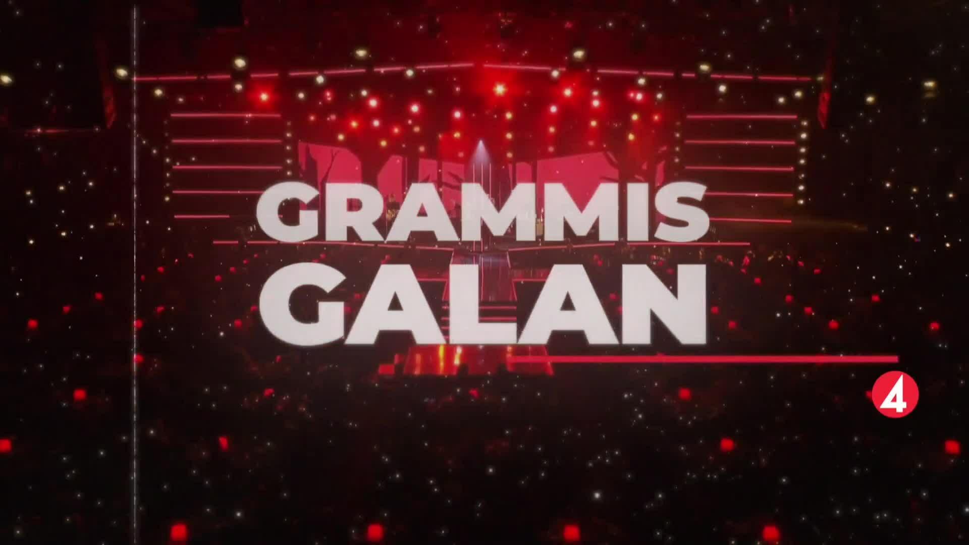 Grammisgalan 2021 | Trailer | Torsdagen den 3/6