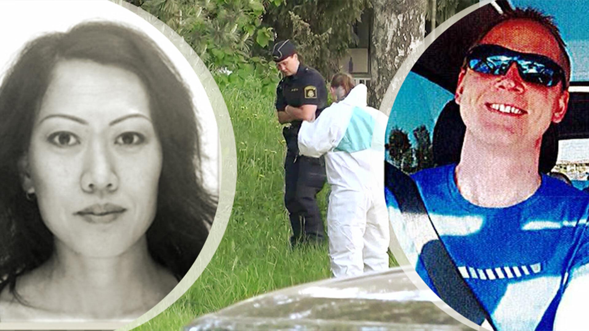 Döms till 18 års fängelse för mordet på Lena Wesström