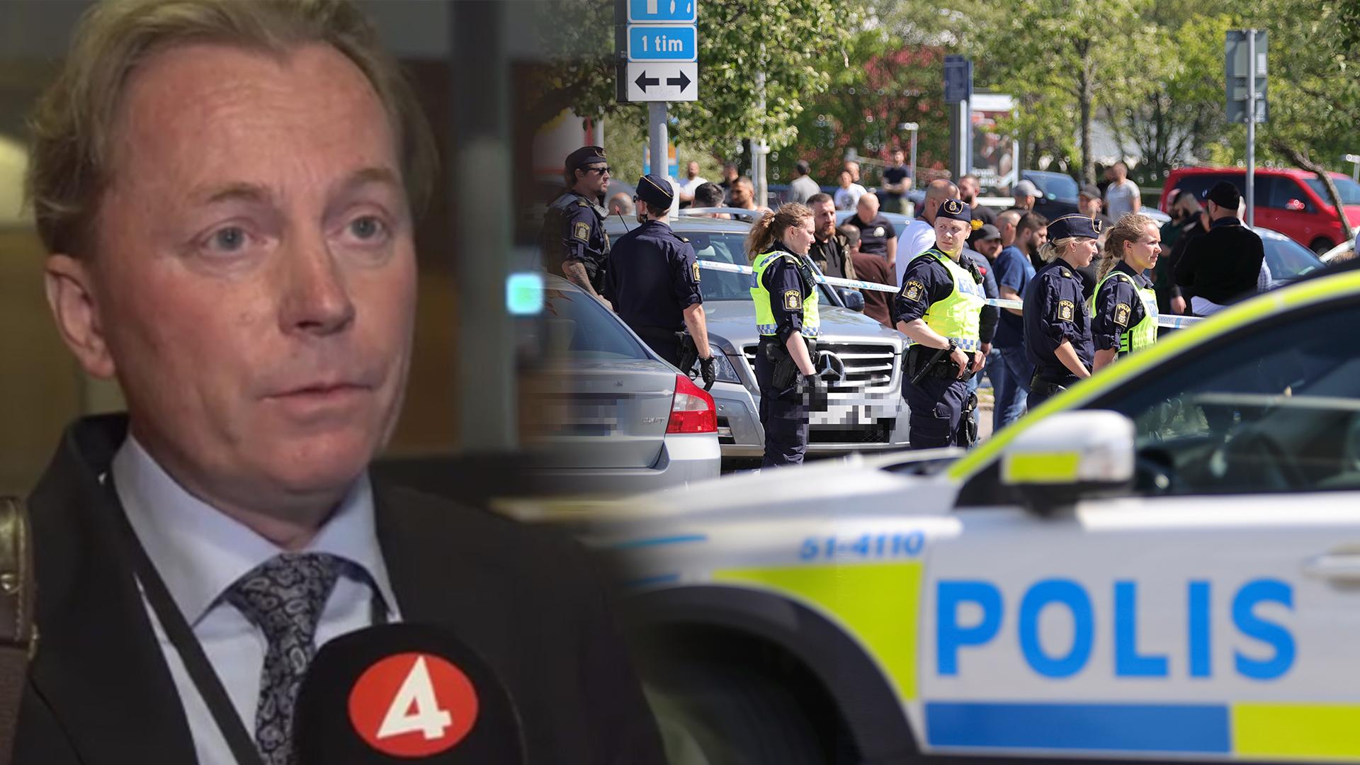 """Åklagaren om bevisläget mot de misstänkta för upploppet i Hjällbo: """"Tycker det är gott"""""""