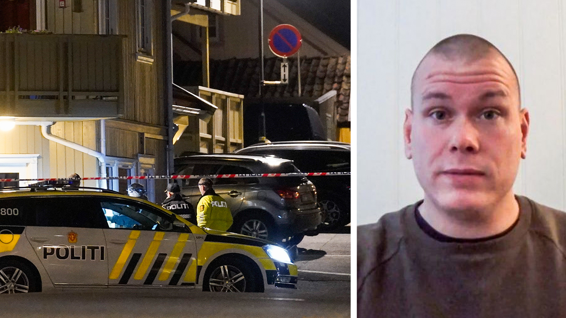 37-årige Espen Andersen Bråthen misstänks för pilbågsattacken